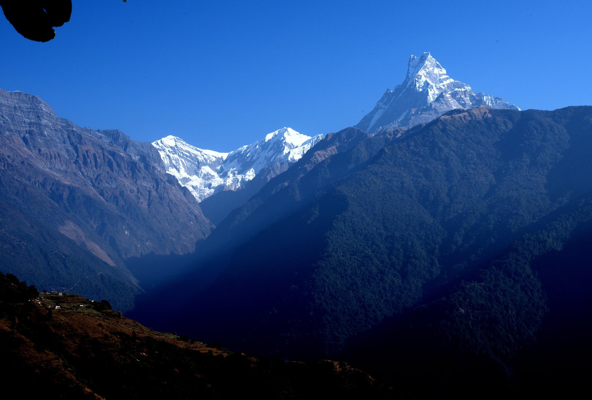 Landscape by Bhusan Suwal