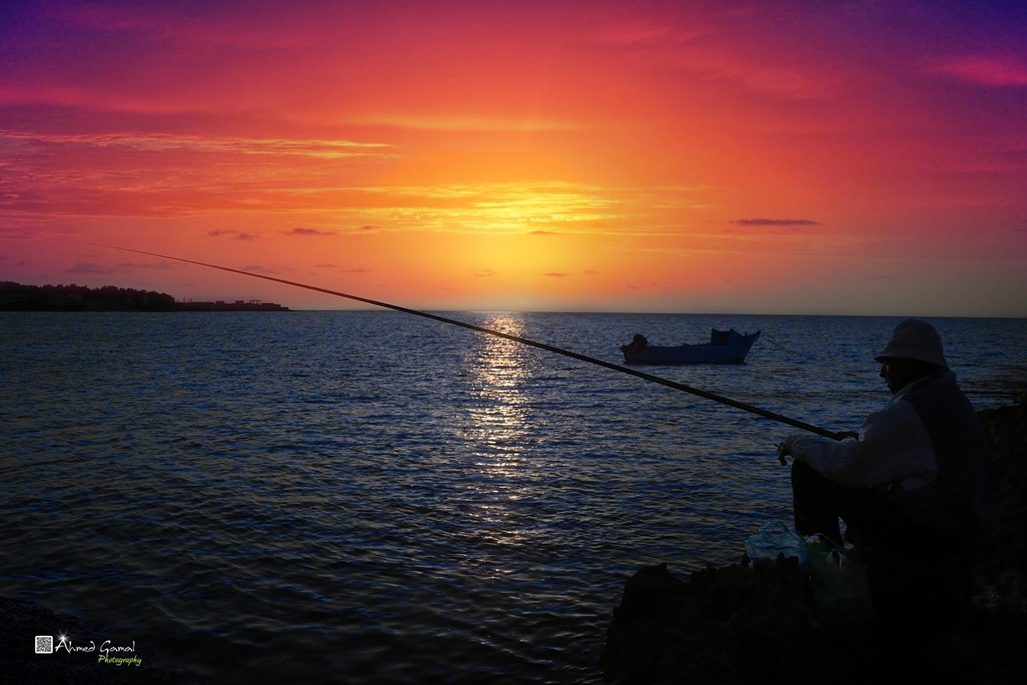 fishing by hamset7oob