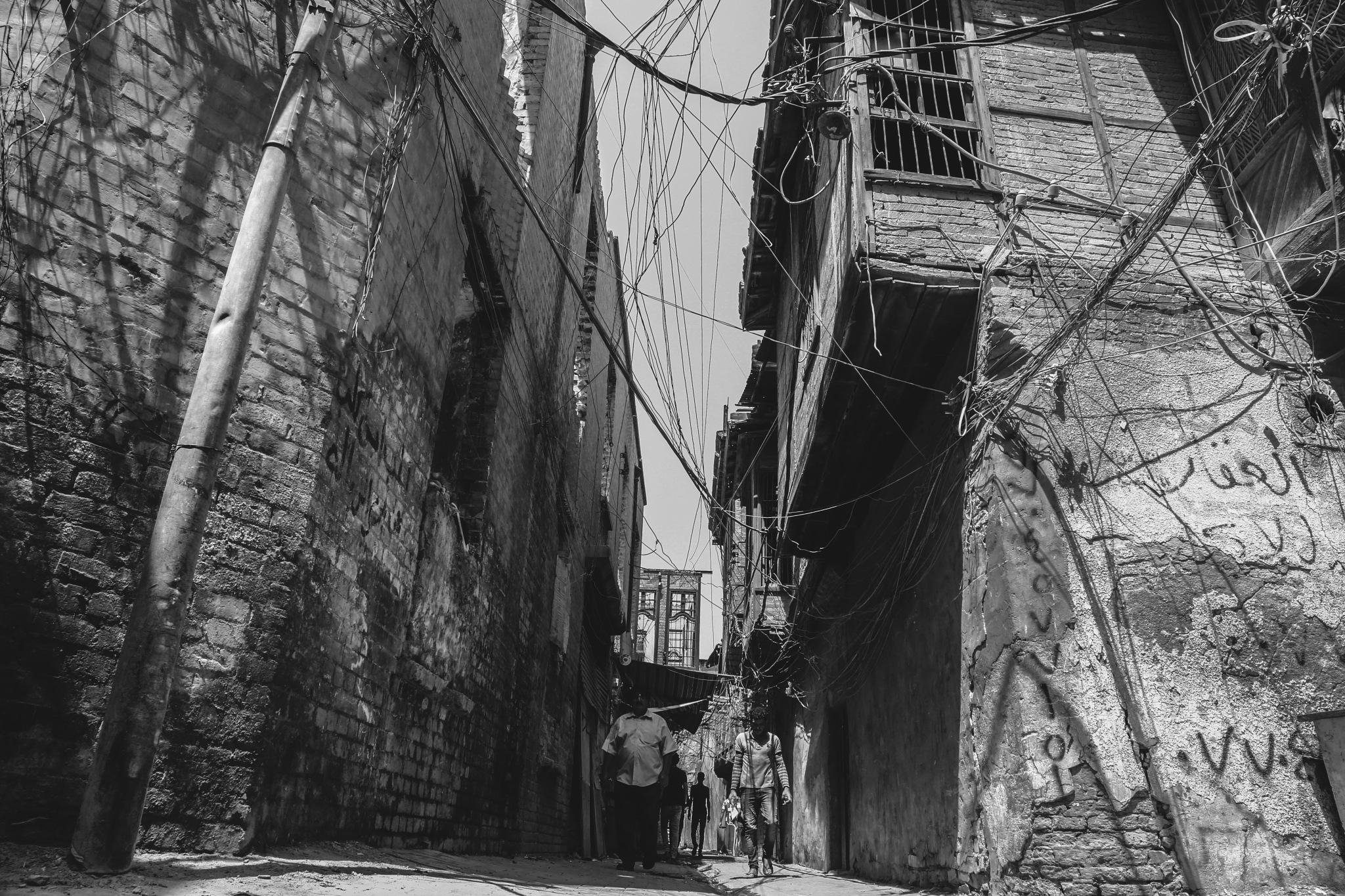 old way  by saifhussain