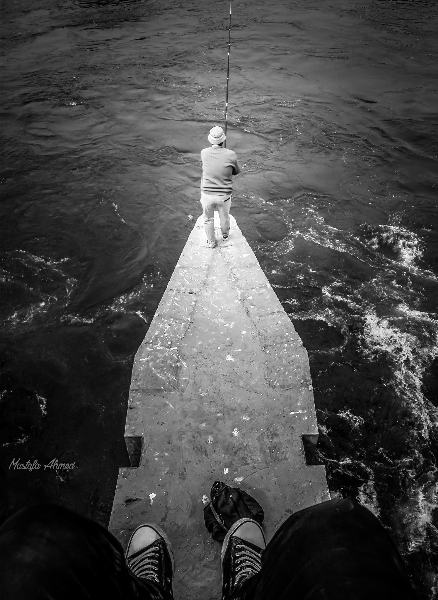 Untitled by Mustafa Ahmed