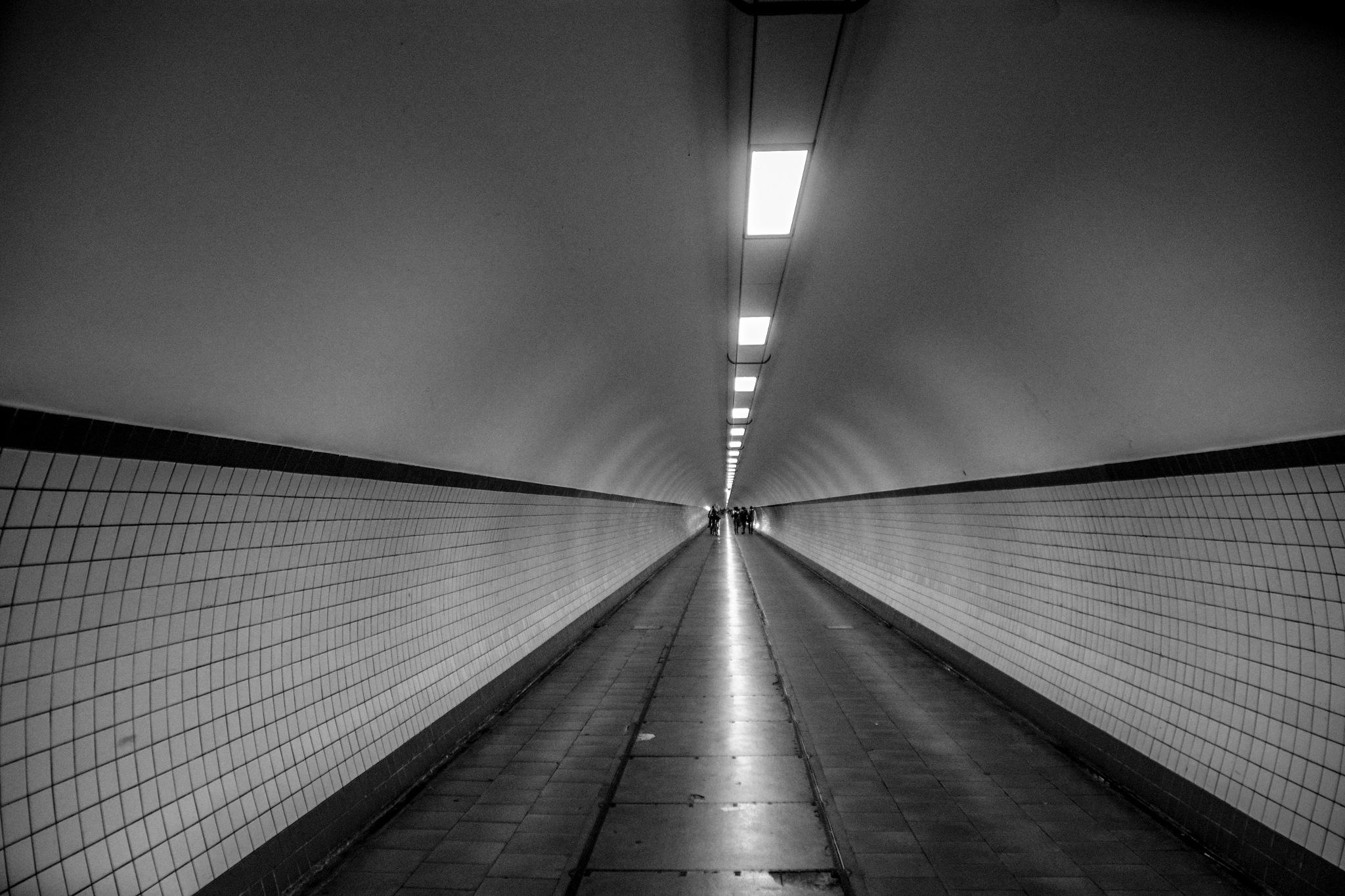 St. Anna Tunnel by tehreemnasir