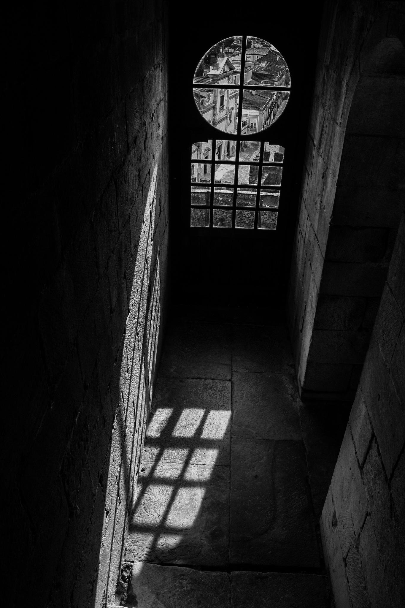 janela do castelo de Beja by AMPMARTINS