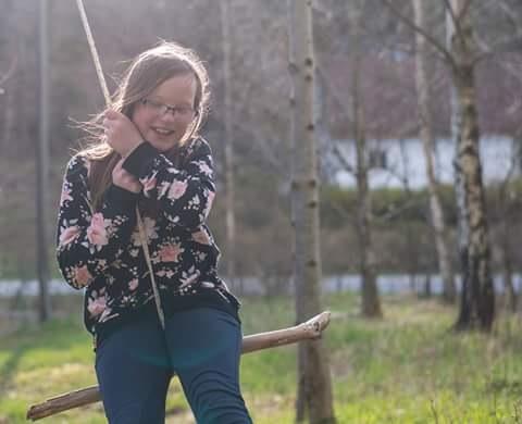 My daughter ☺ by Tom Arnestad