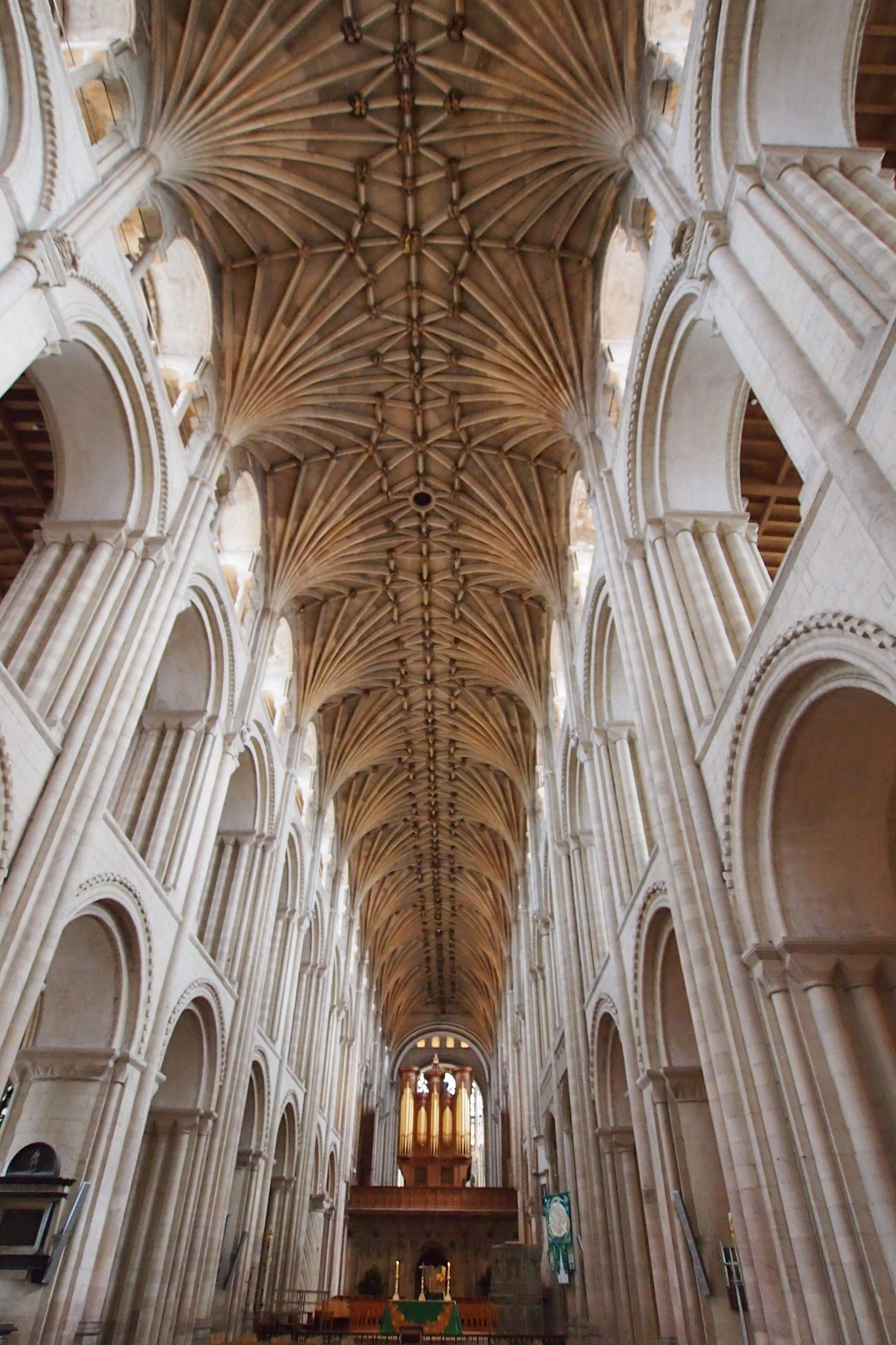 Norwich Cathederal by peterwood48