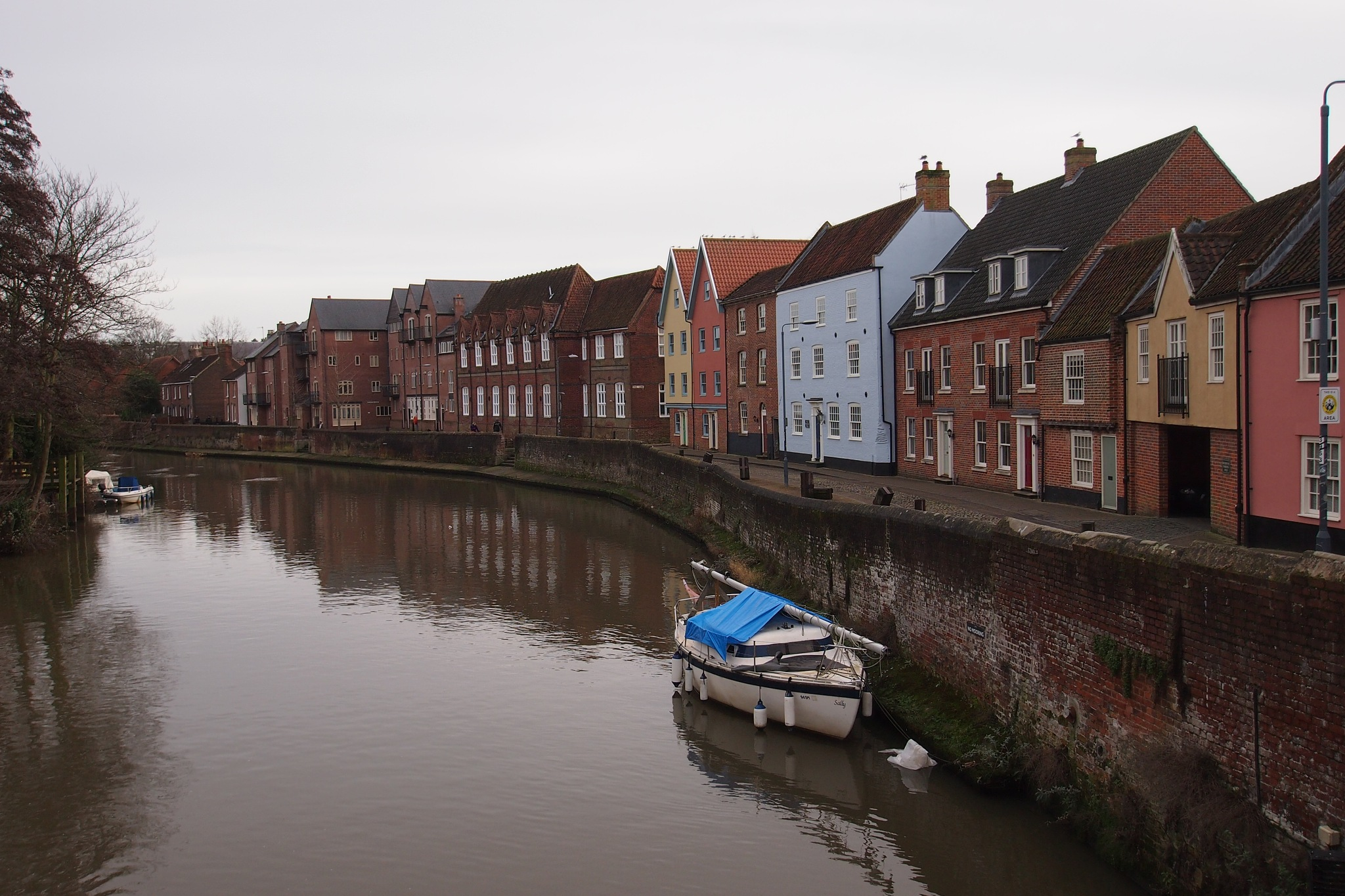 The River Yare by peterwood48