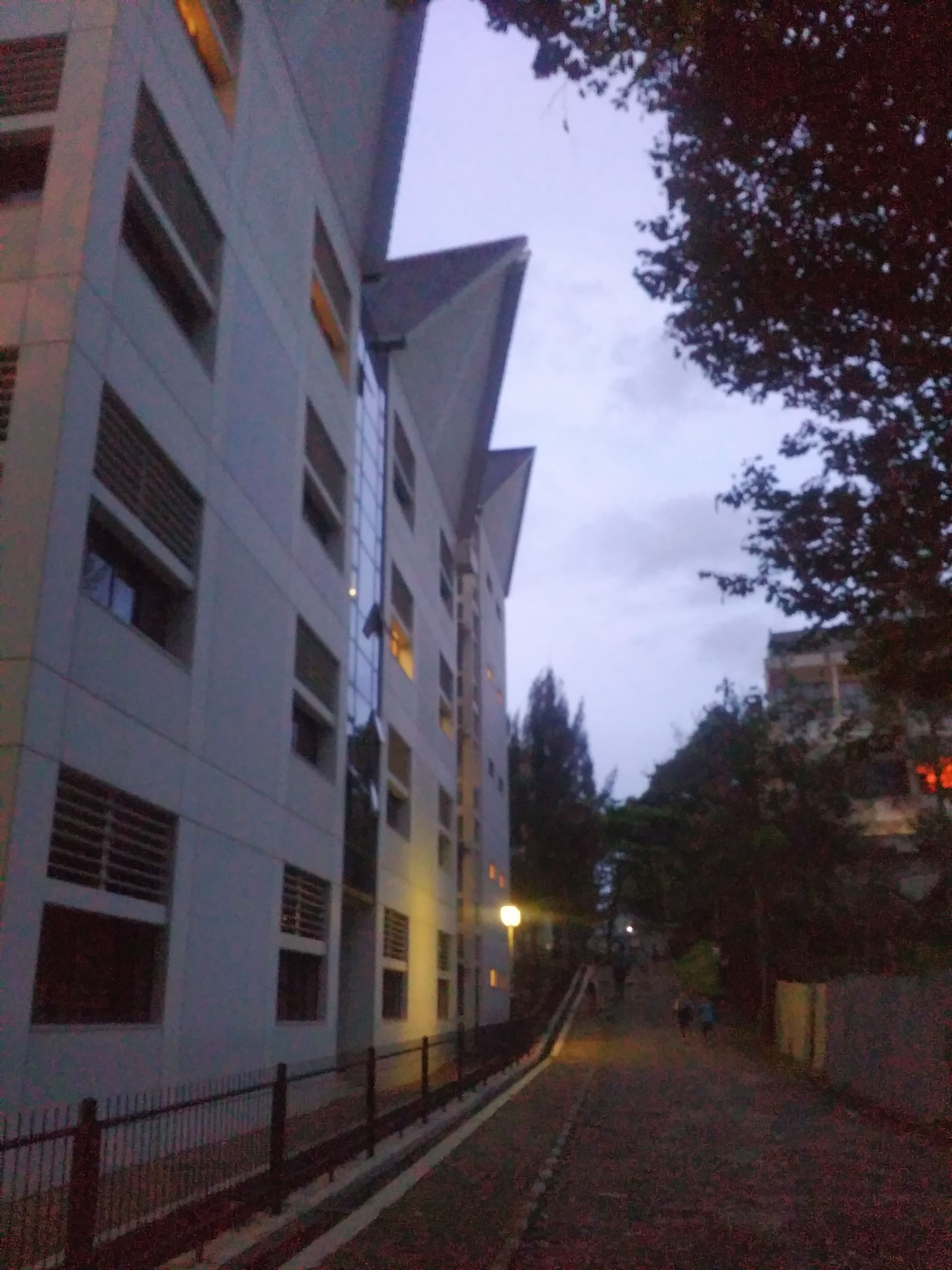 College in Japan by selinurpianti