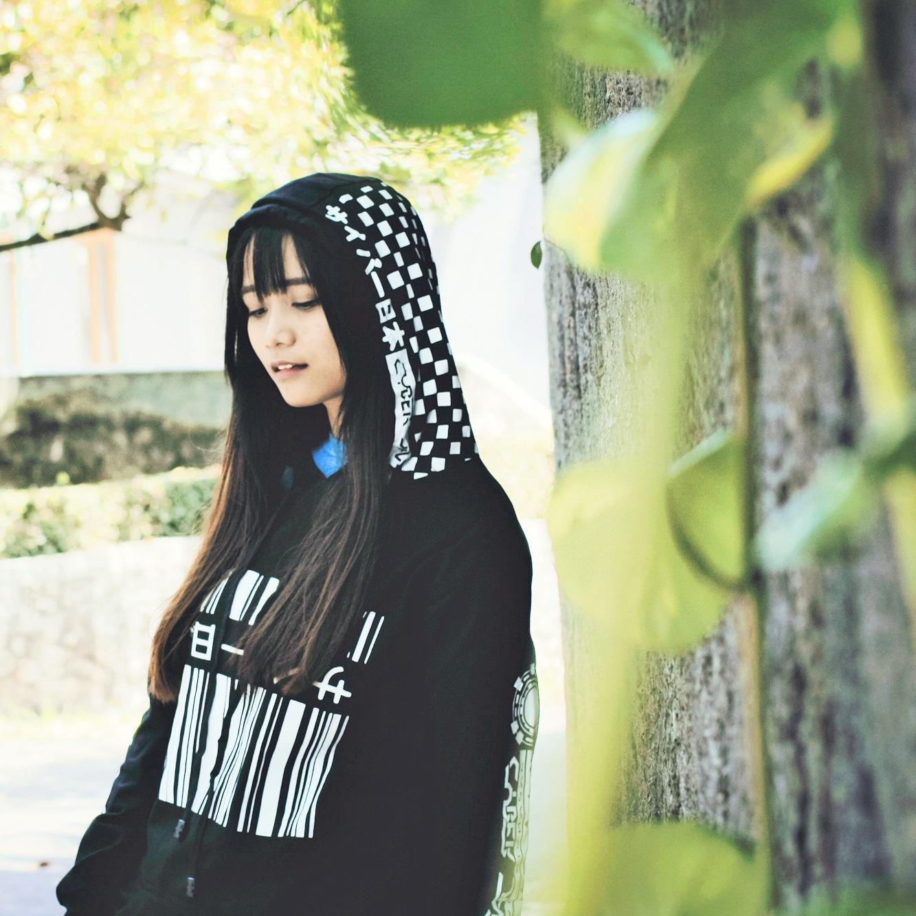 The hoodie girl by Raka M Iqbal Ismail