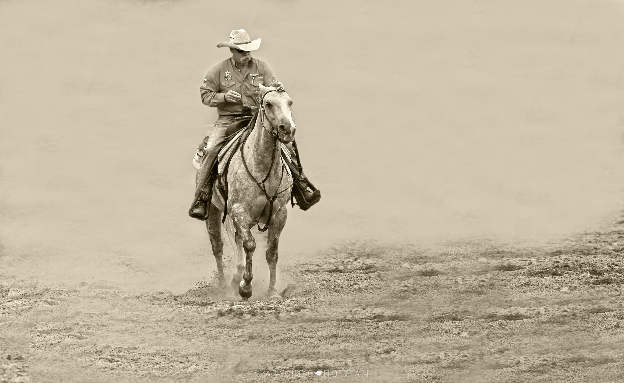 Cowboy by Kathy Strong