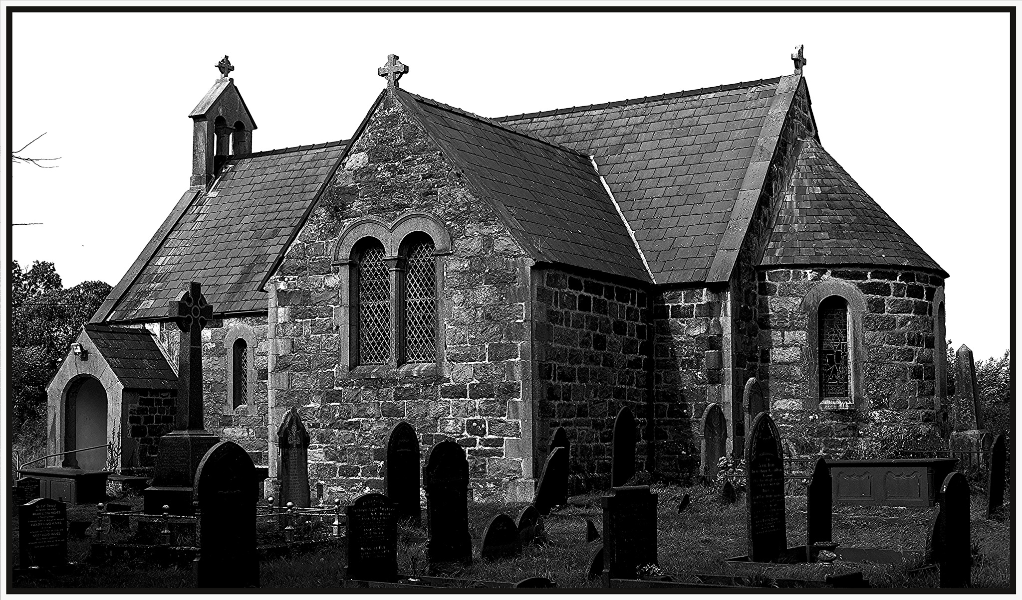 LLanwnda  N,Wales. by rupertstanley