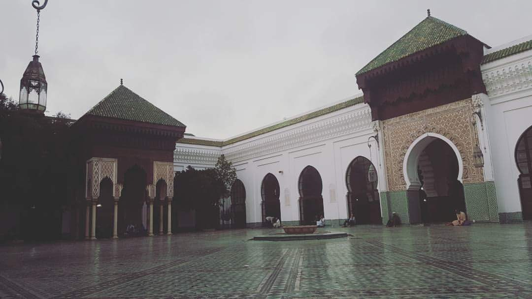 Morocco Mosque by MoulidAbder