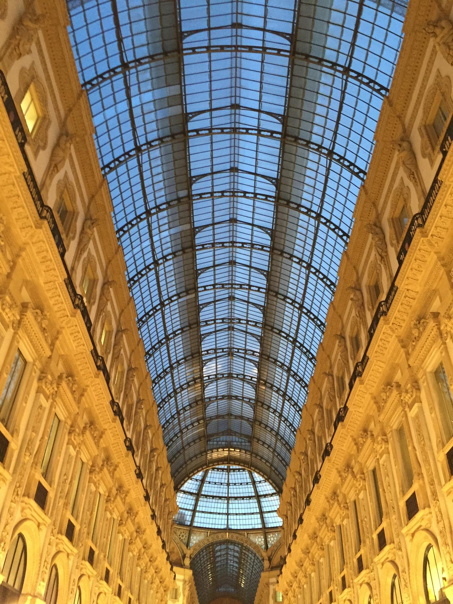 It was wonderful.....Milano by Ashraf Younis