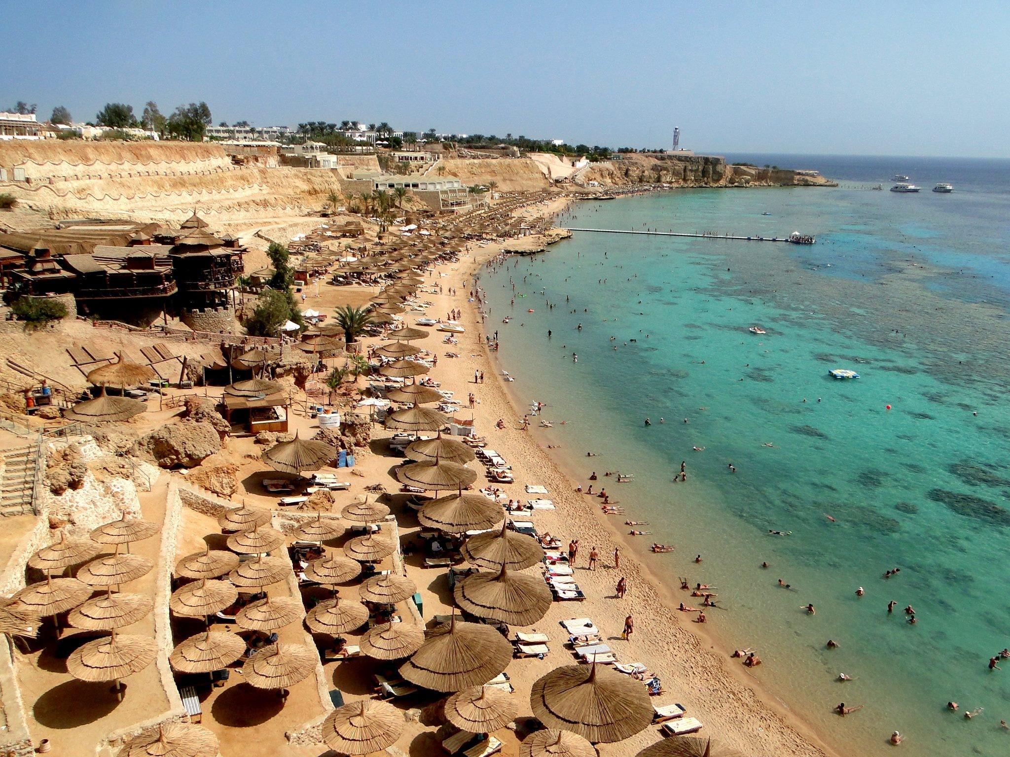 Welecome to Egypt.....Sharm El shaikh. by Ashraf Younis