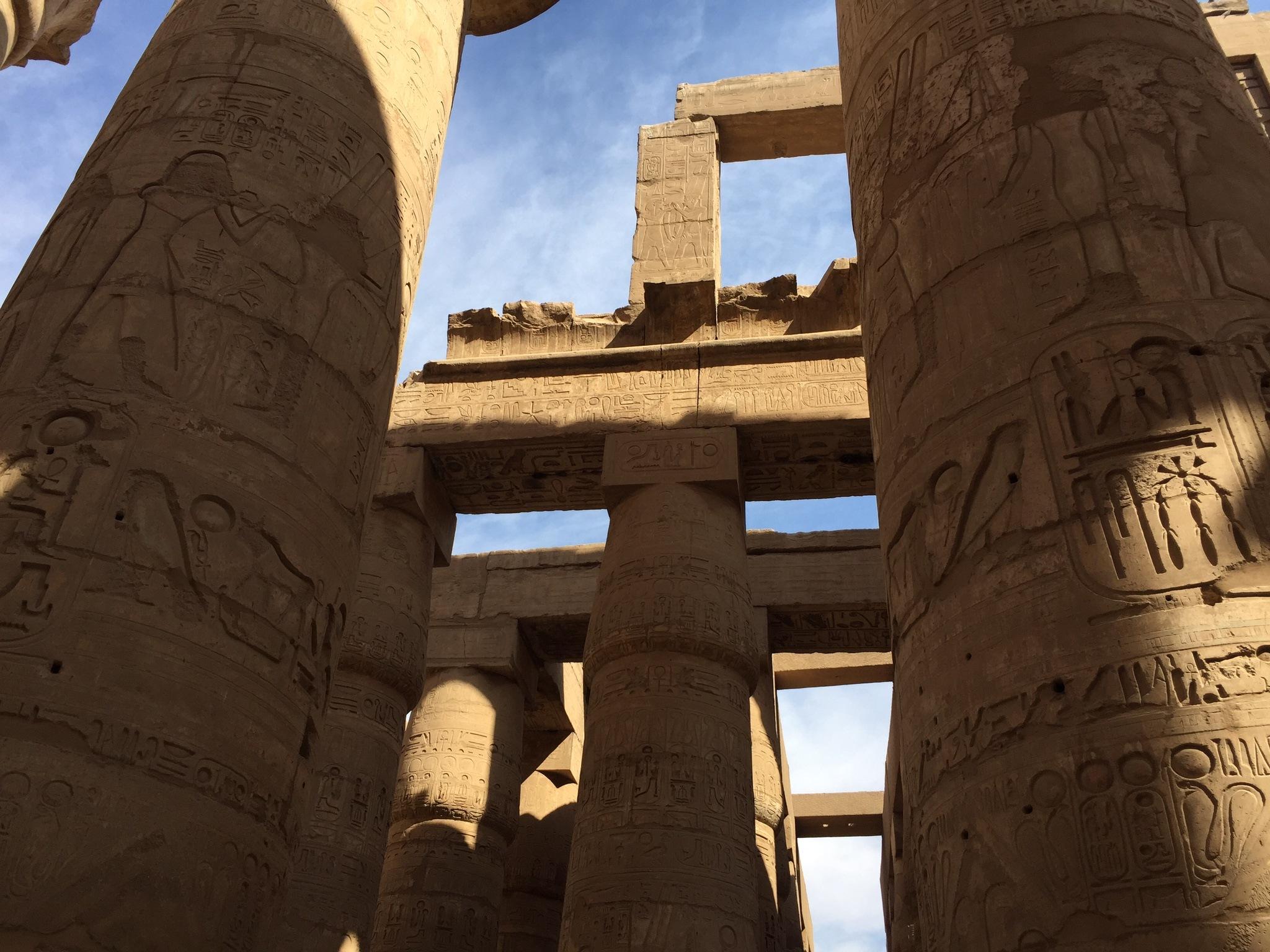 Alkarnak temple......luxor by Ashraf Younis