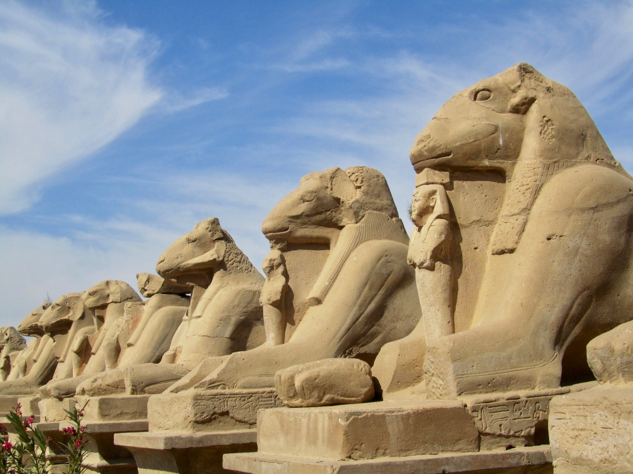 Welecome to Egypt.......Alkarnak temple. by Ashraf Younis