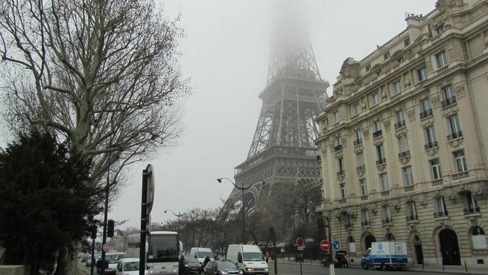 Paris....Eiffel tower. by Ashraf Younis