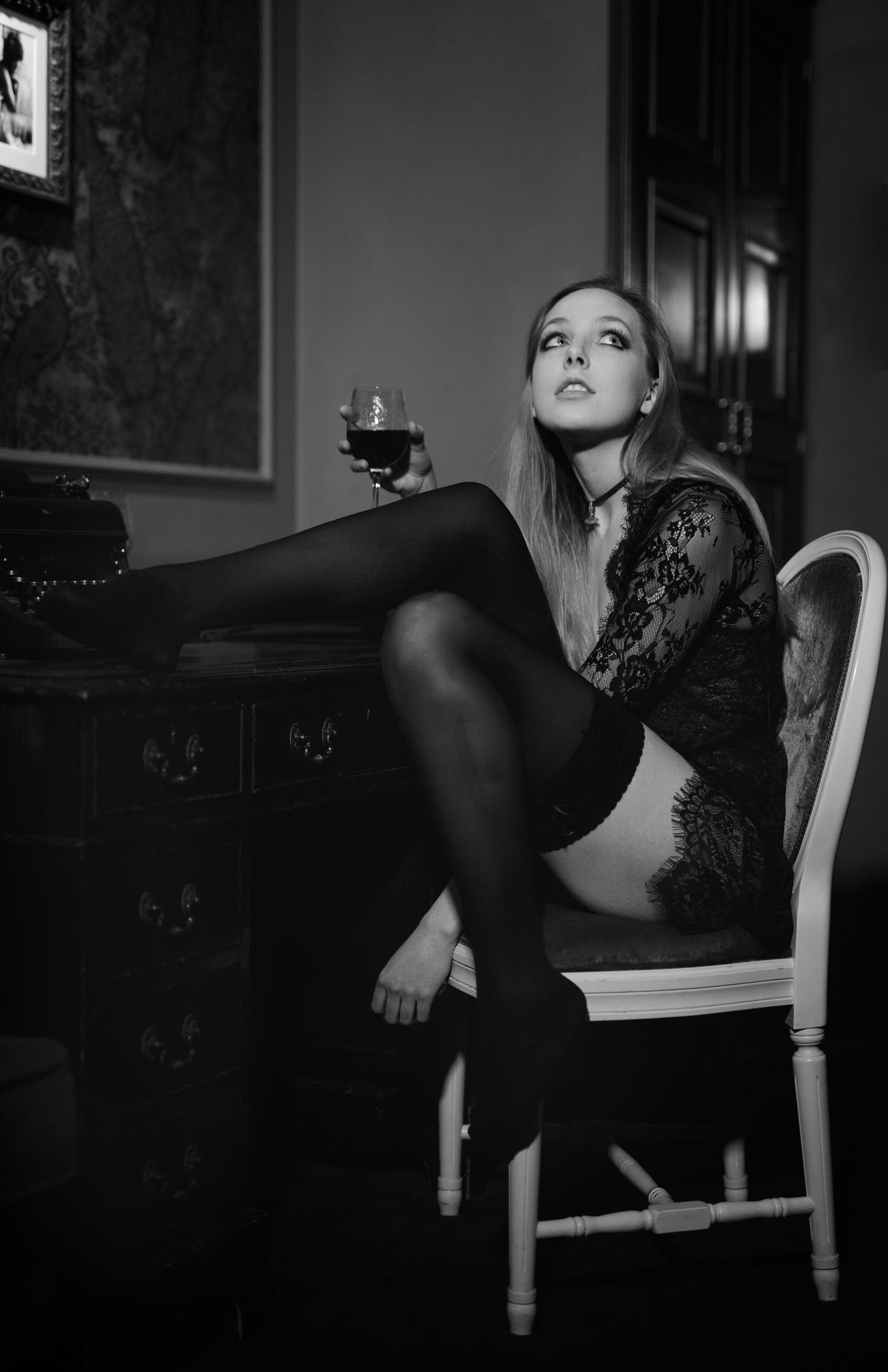 Swedish Noir by Helsingphoto Kingen