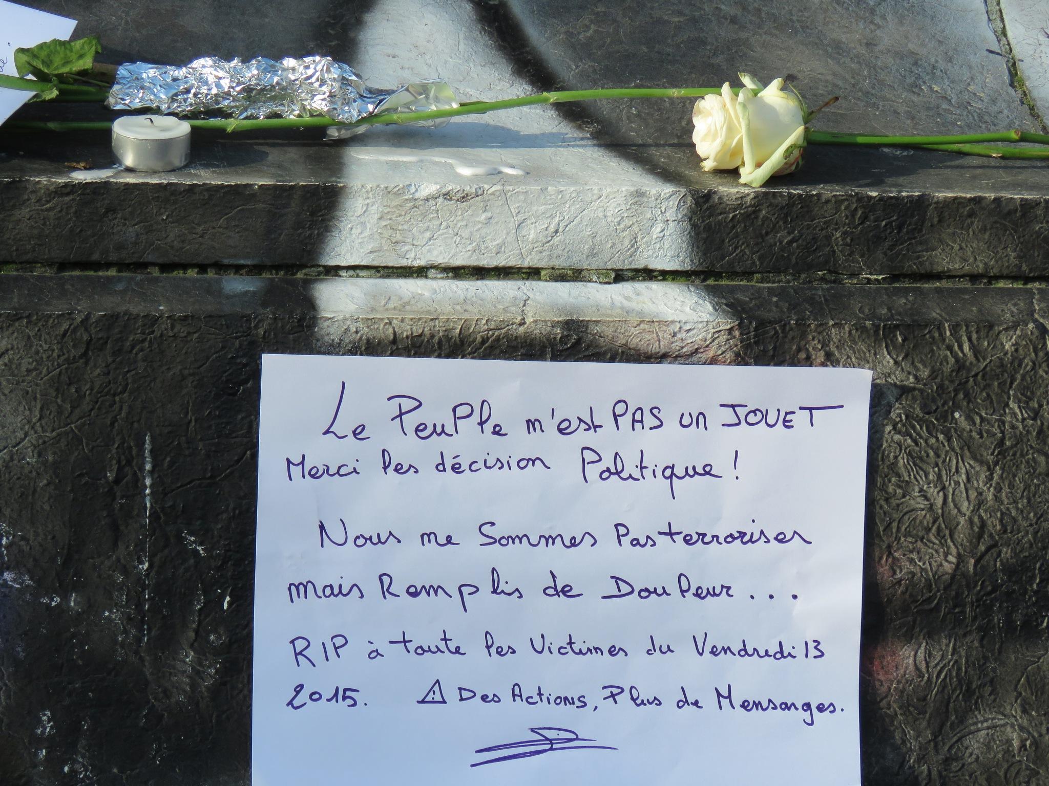 paris attack by mariannadil