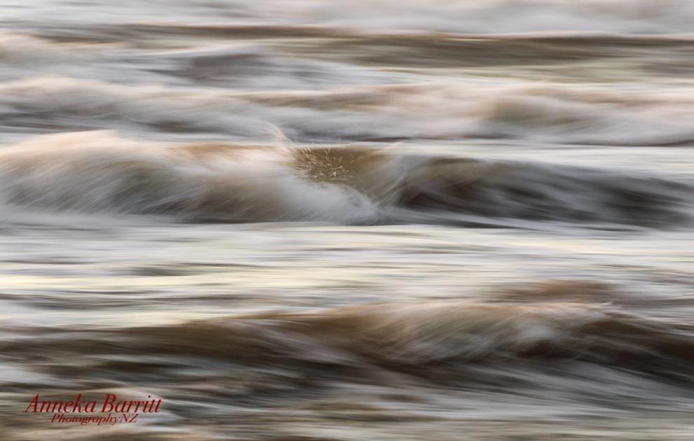 Follow the waves by AnnekaBarrittphotographyNZ