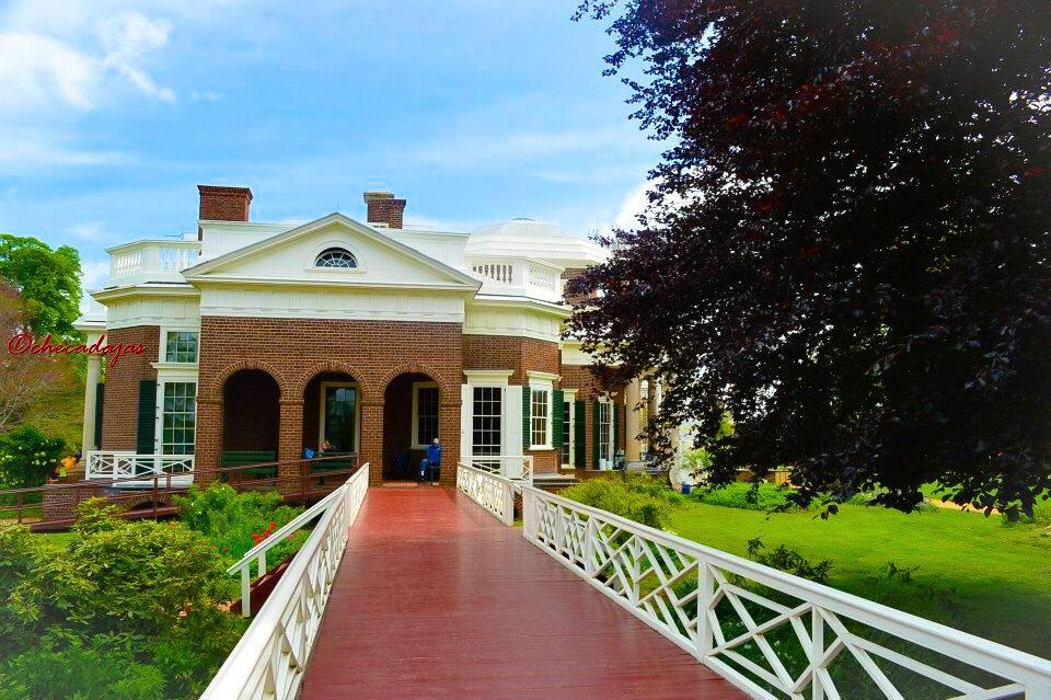 Monticello by Che Cadajas