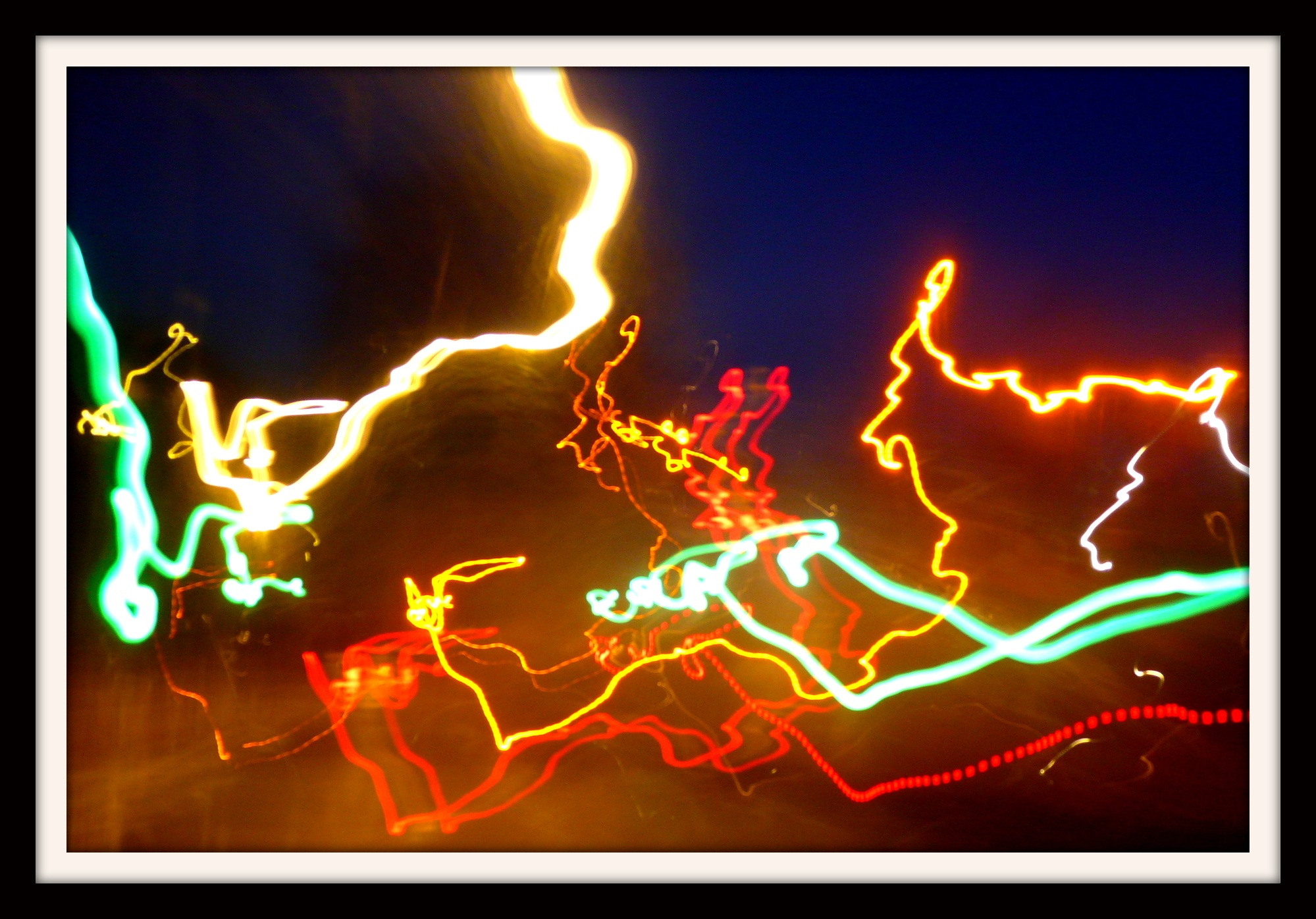 DC Dancing Light by PhilipArt