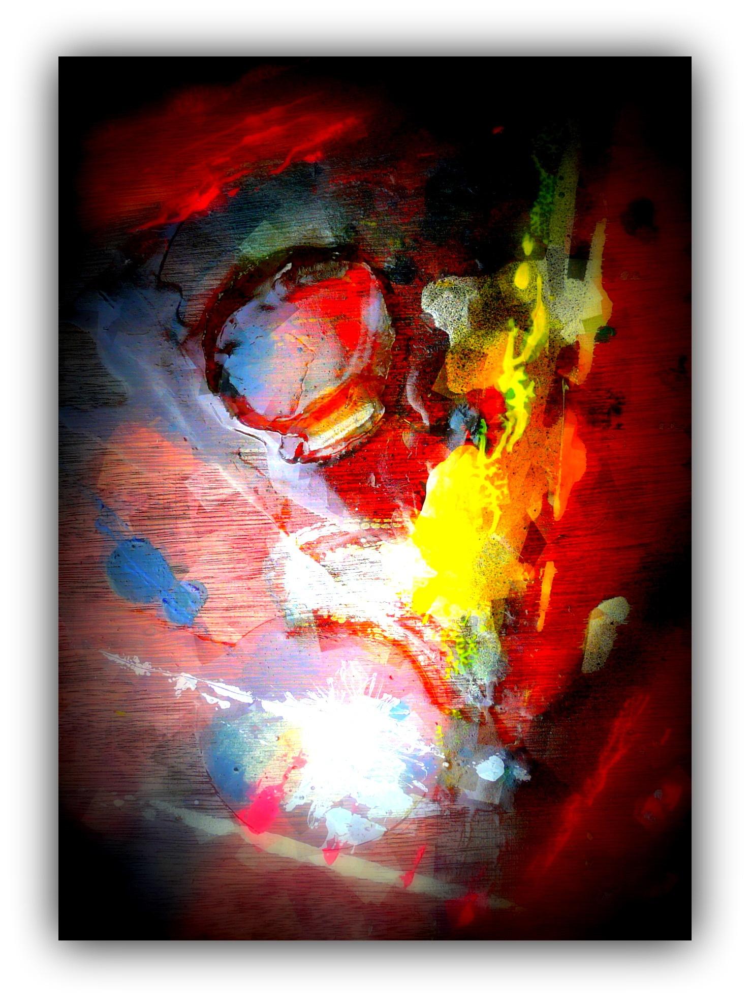 Like the Splash of Yellow by PhilipArt