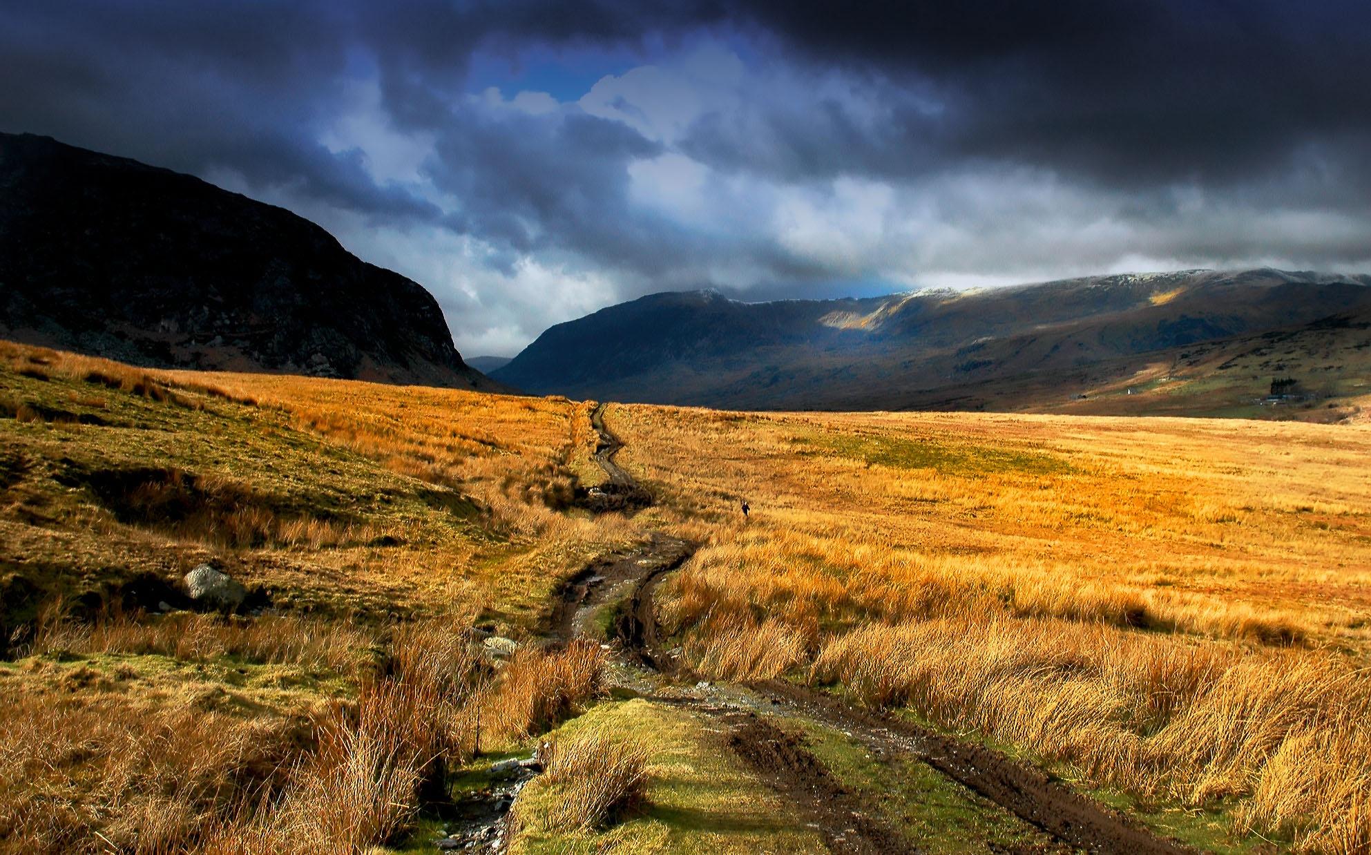 Long Way to Go (Hope it doesn't rain) by John Roberts