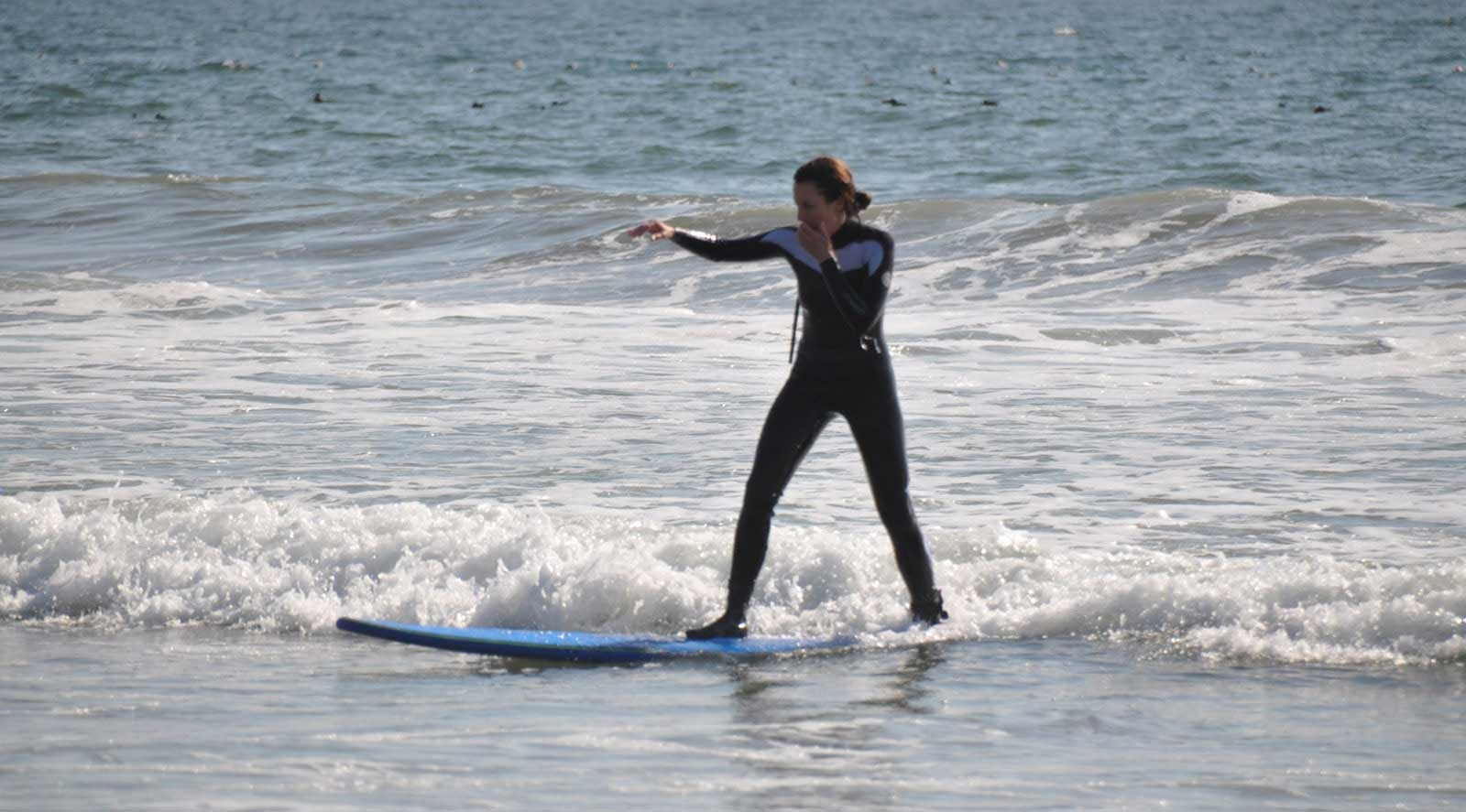 Book Here Private Surf Lessons in Santa Monica by personalsurf