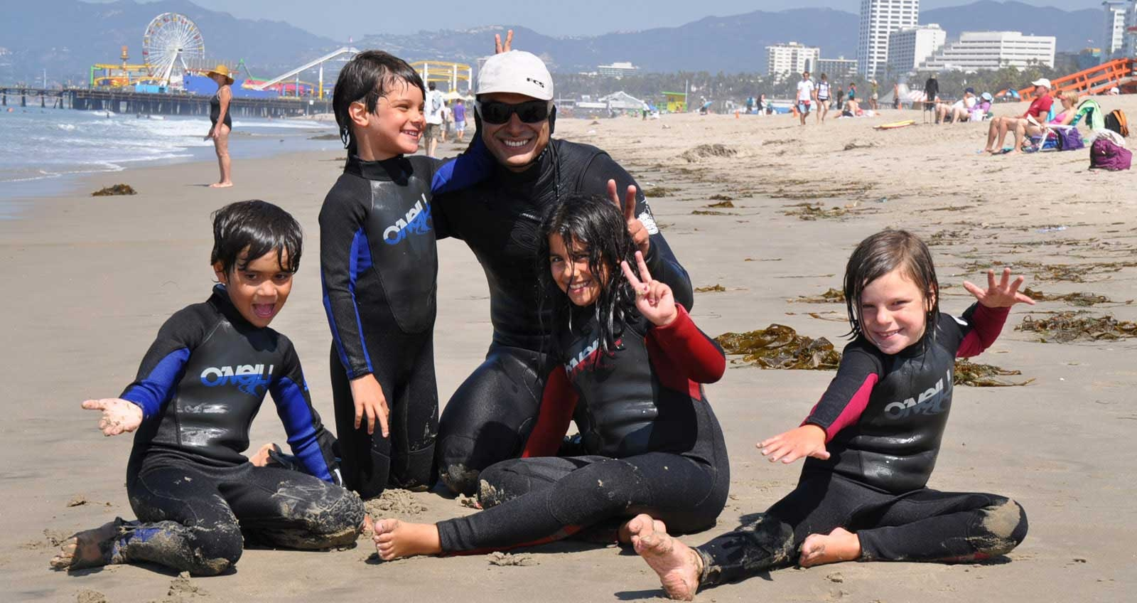 Surfing Lessons from Experts in Santa Monica by personalsurf