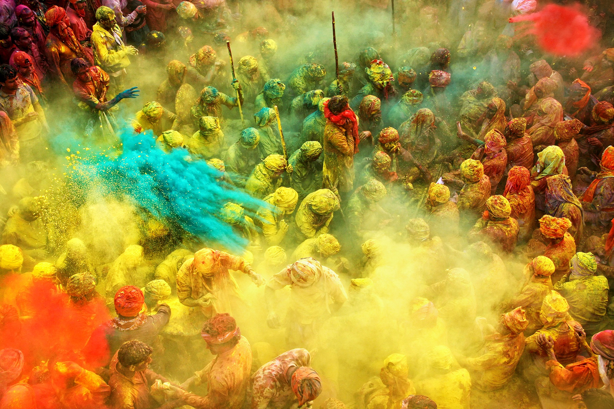 4th Season (Life in Colour) GRAND PRIZE winner - Anurag Kumar - India by HIPA