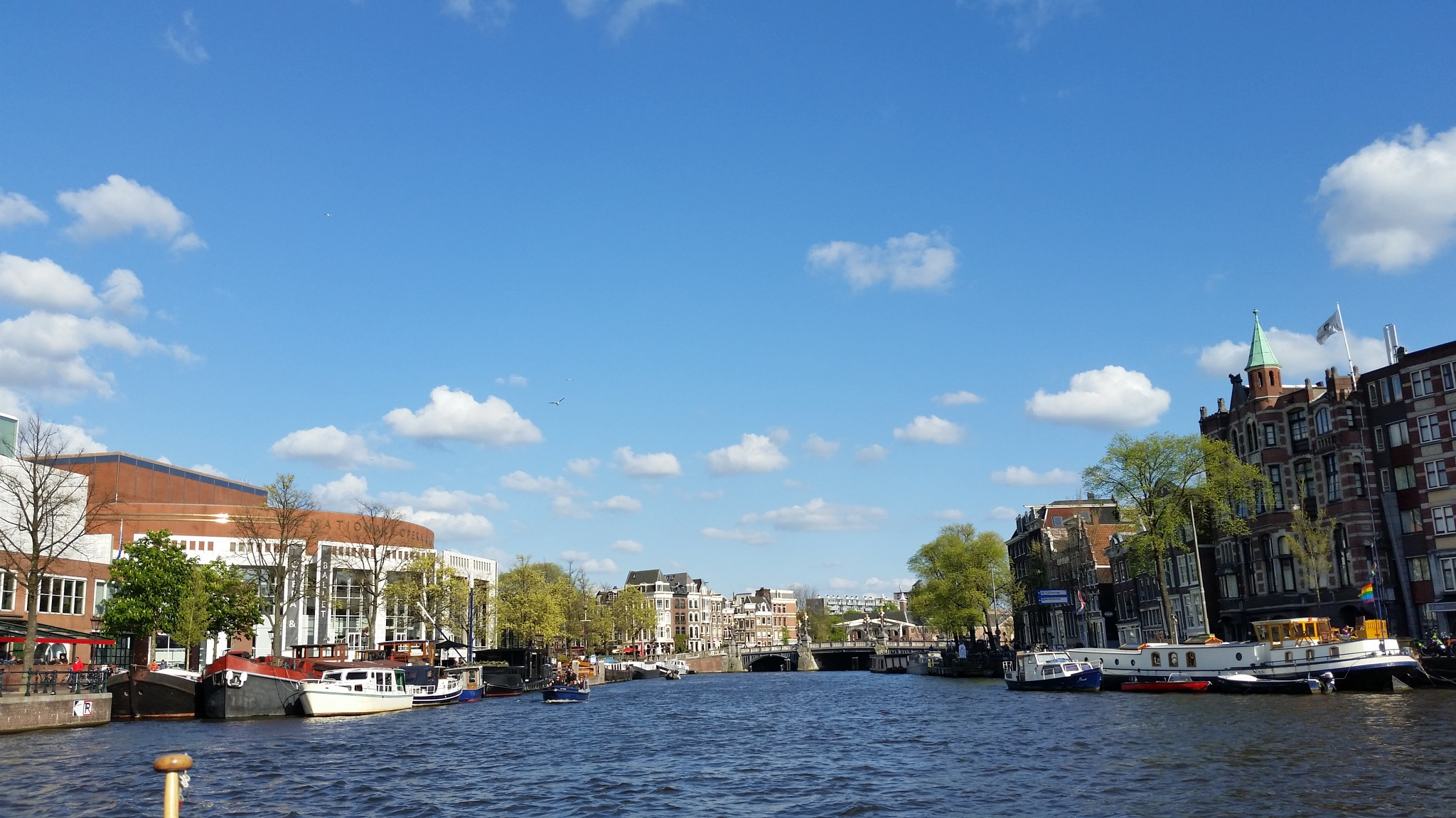 Channeling through Amsterdam by Alan G. Renner