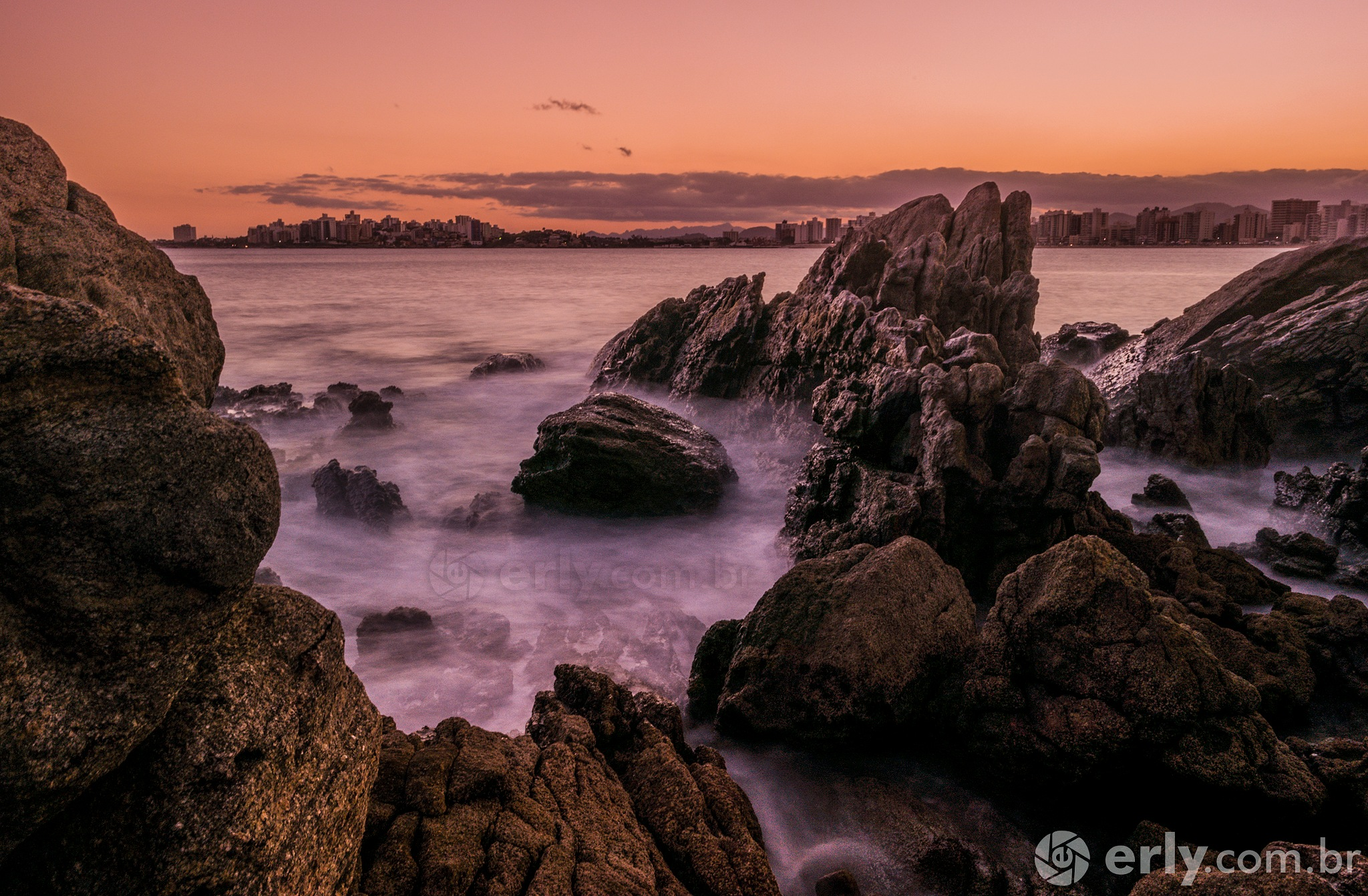 Praia do Morro - Guarapari/ES by Erly Nunes Machado
