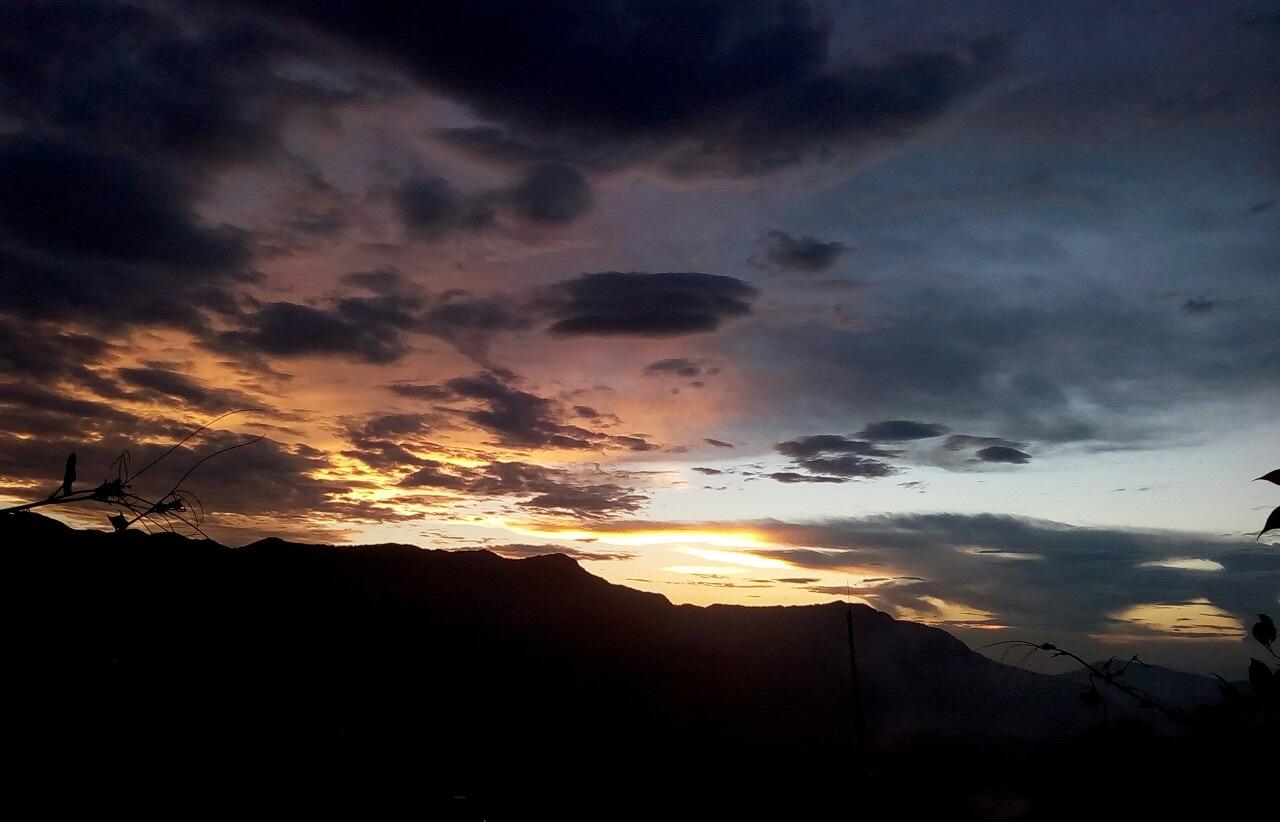 Evening sky  by Aletuo_bom