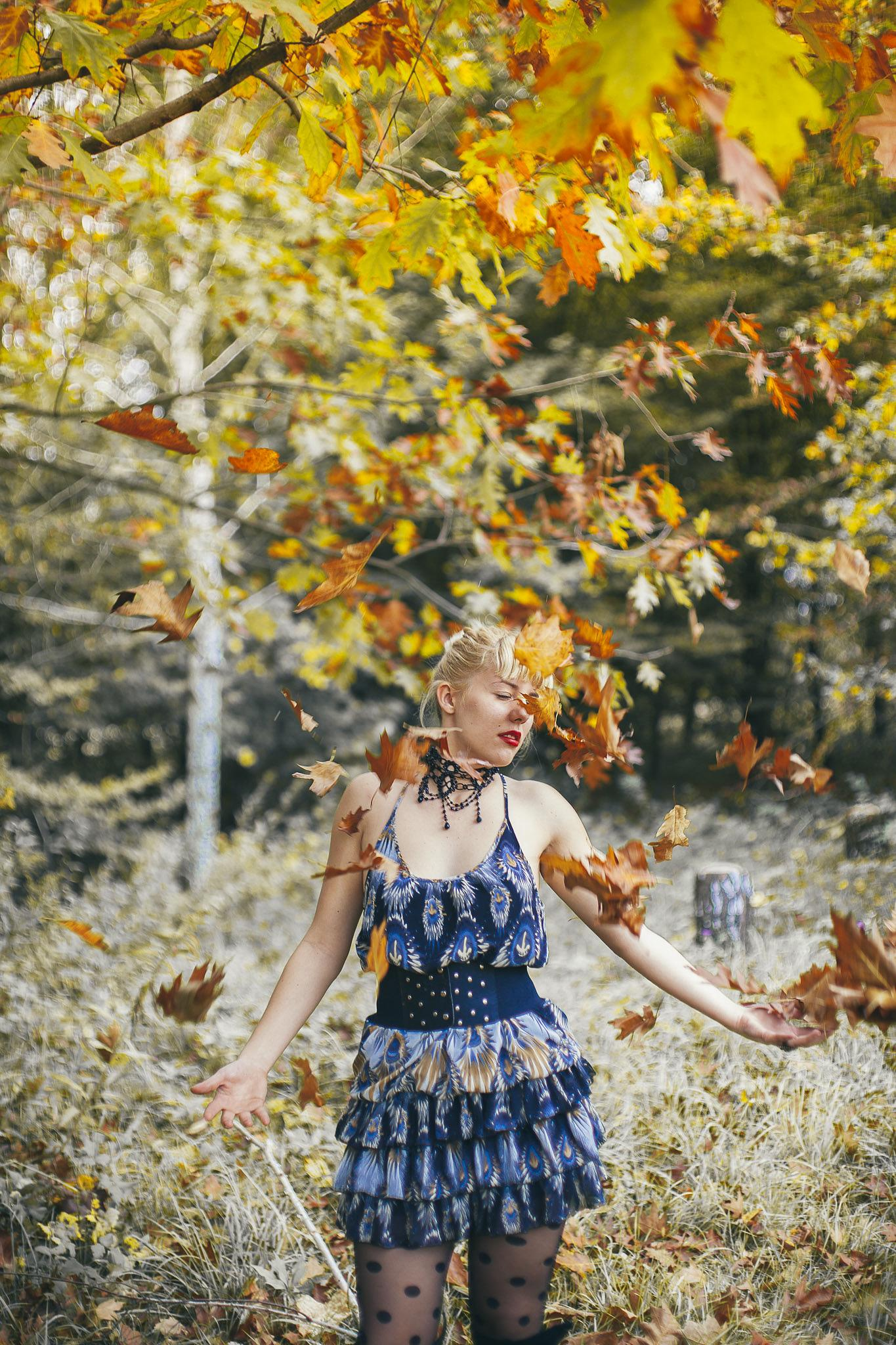 Autumn by Josipa Bjelobrk