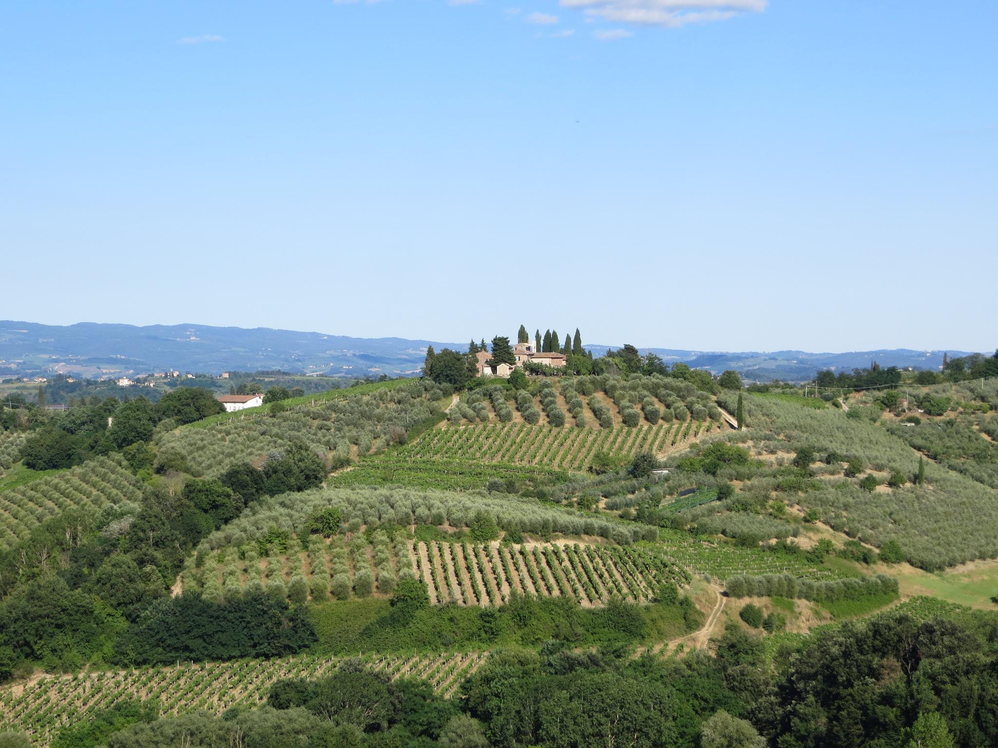 Tuscany (Toscana) by kamelk