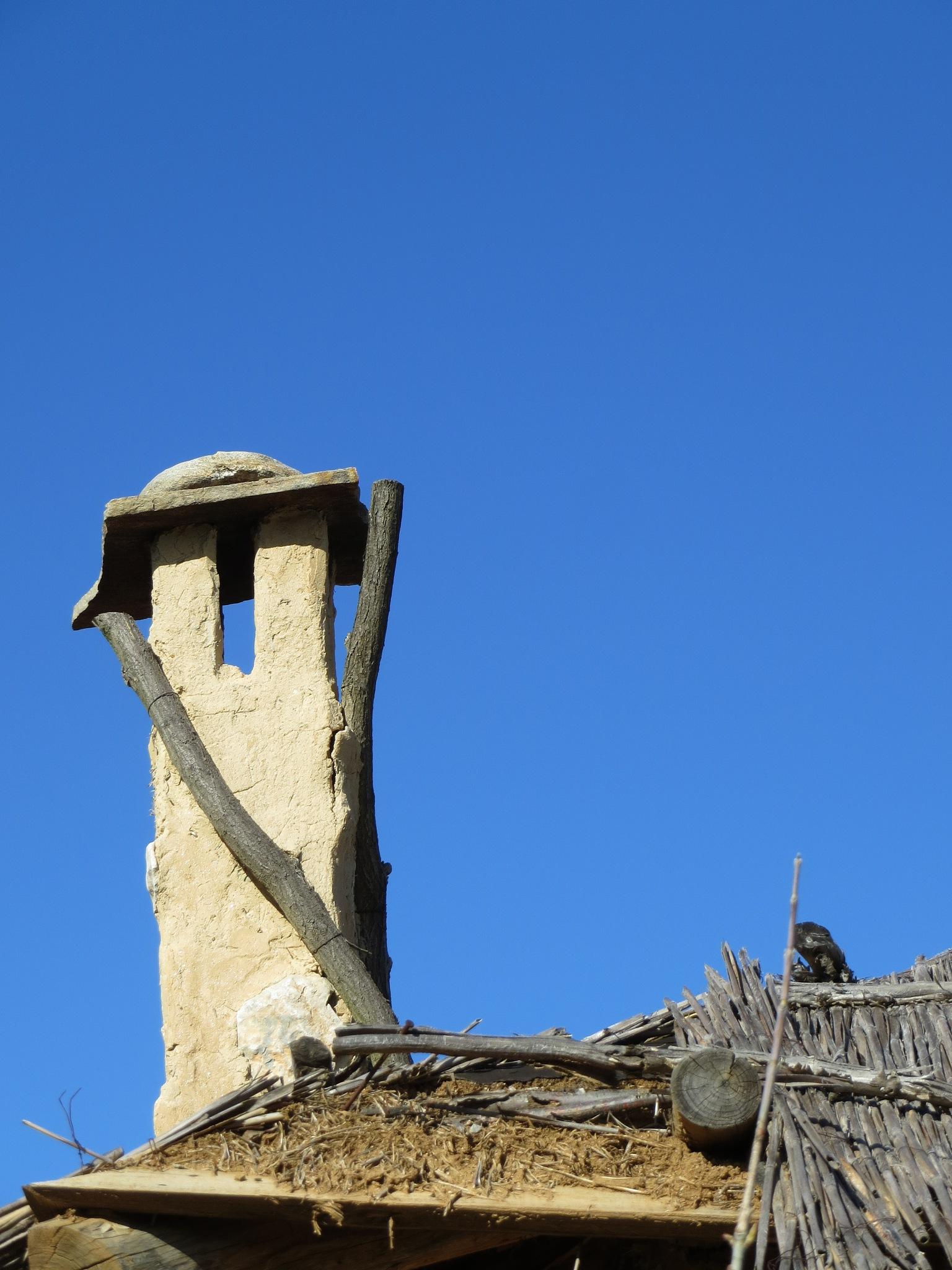 old chimney 1 by kamelk