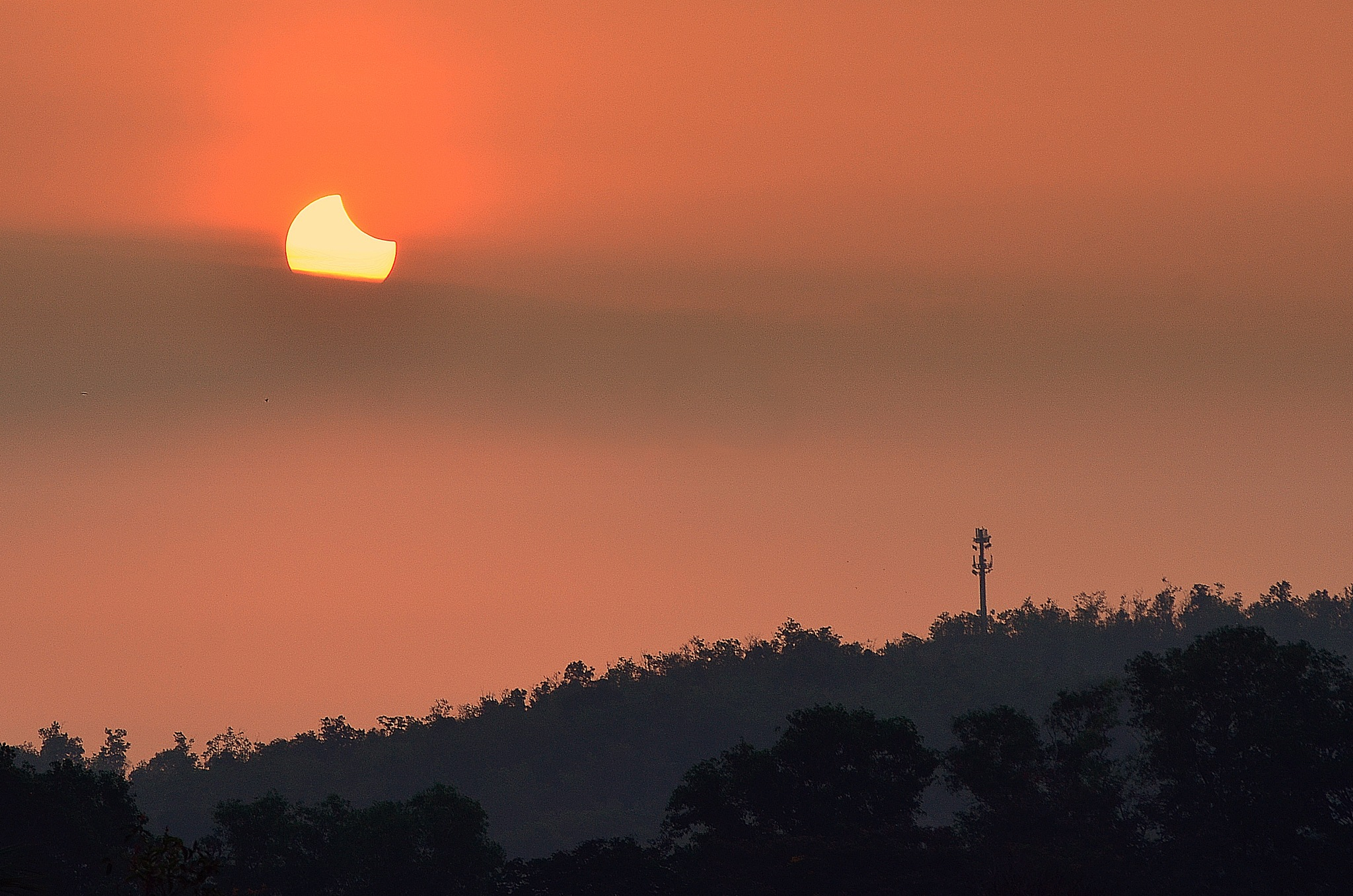 Sun equinox 10-3-2016 by FarizMahmood