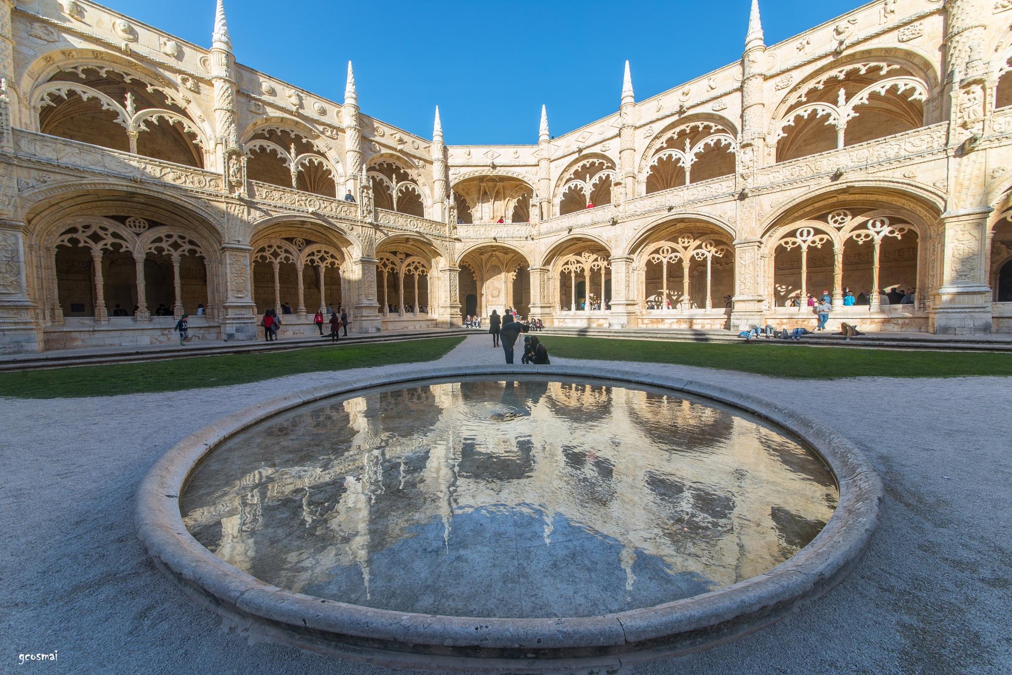 Mosteiro dos Jerónimos - Lisboa by G.Cosmai