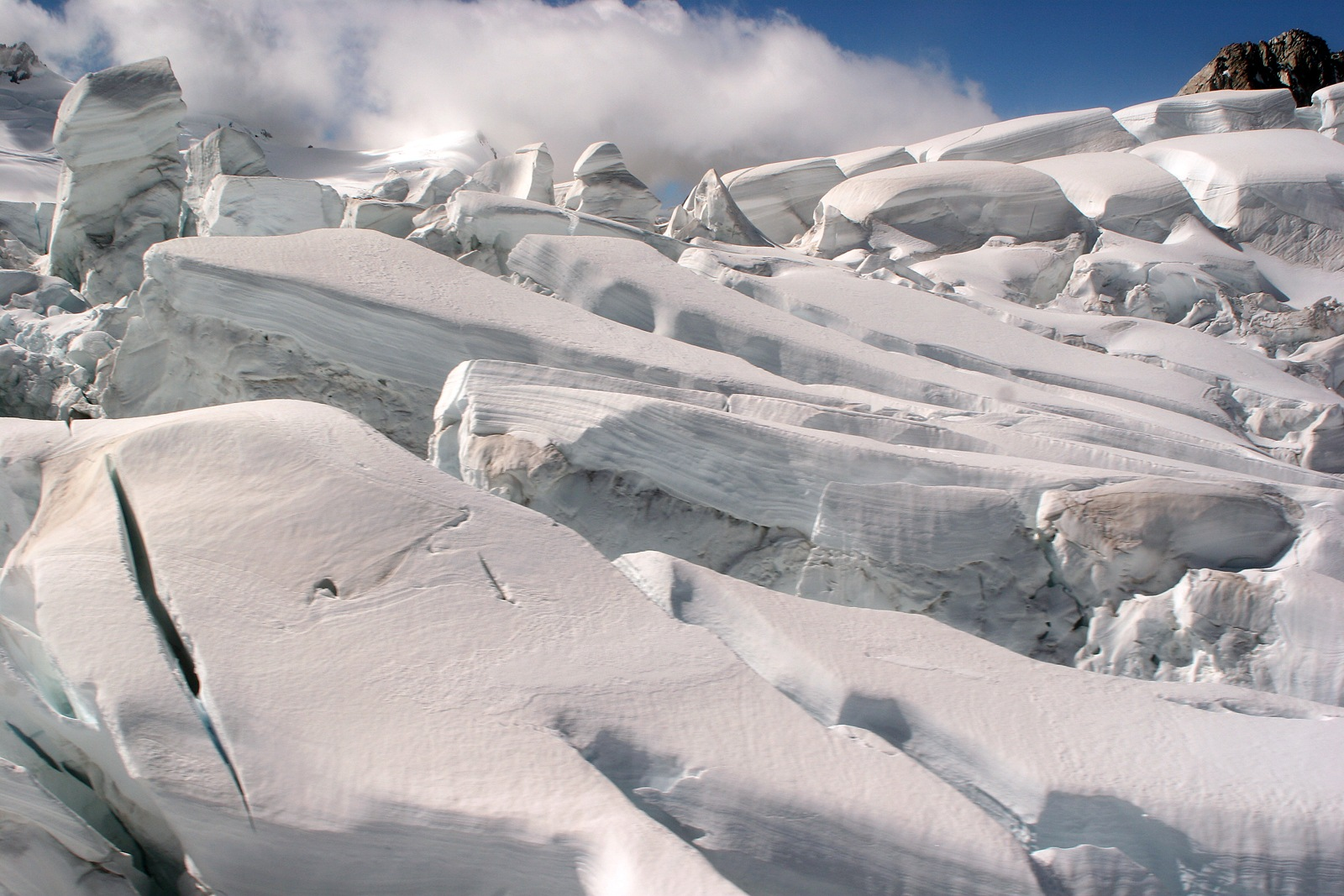 Franz Josef Glacier by CezaryFilew