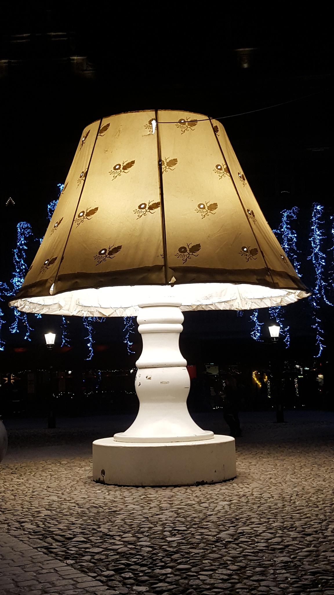 The Lamp by Suzi