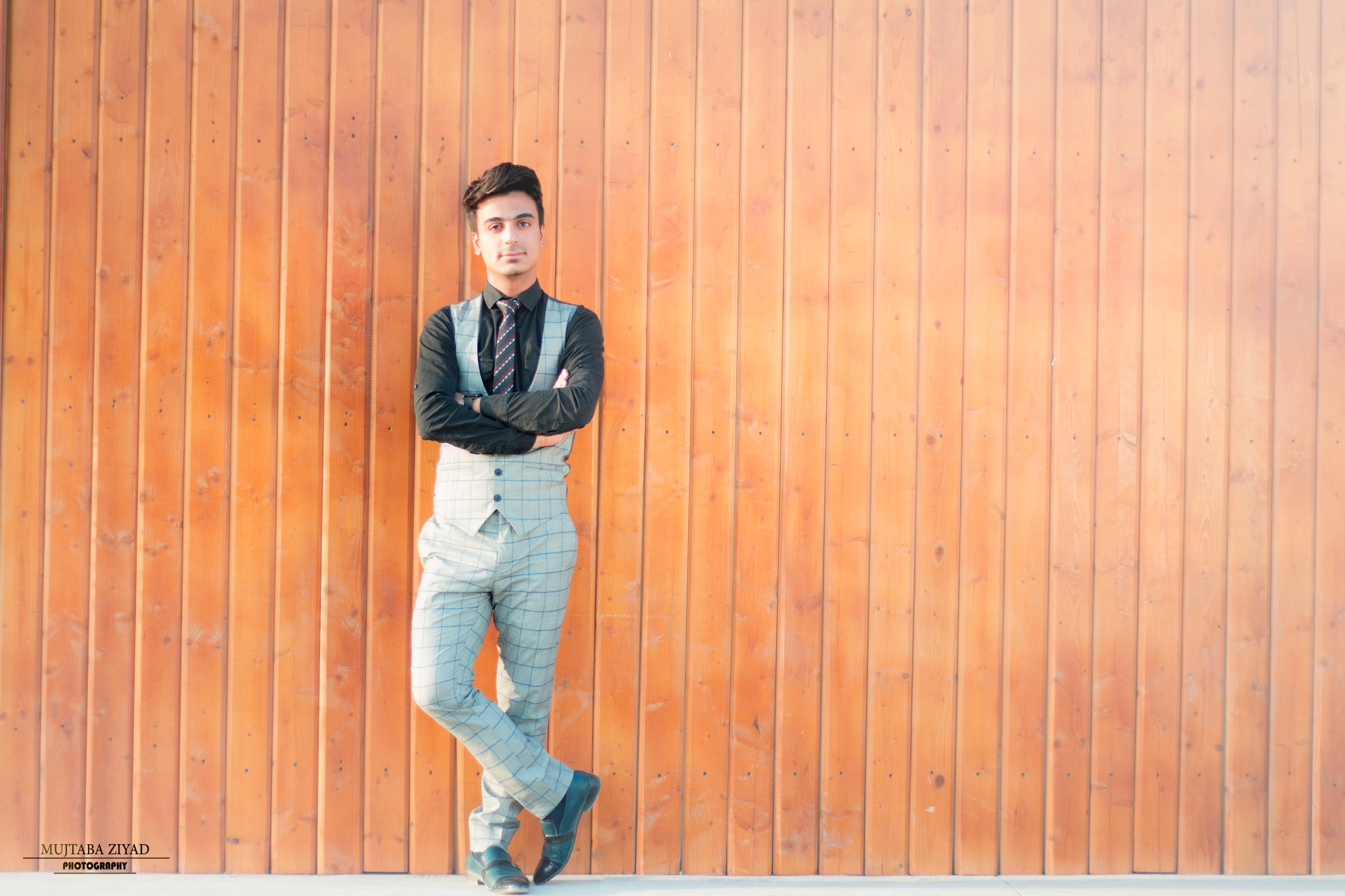 the boy stile by Mujtaba Ziyad