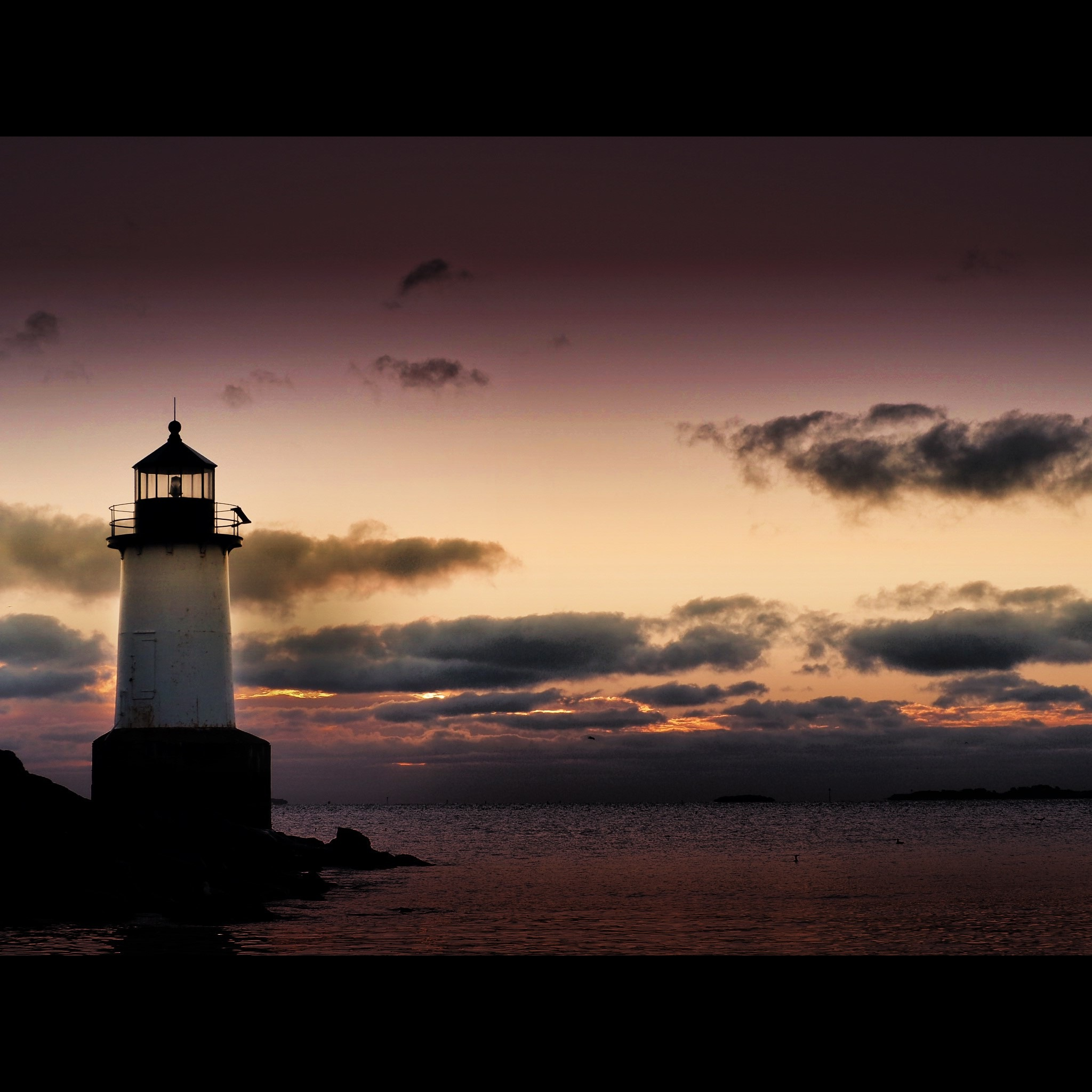 Lighthouse  by MeganHillPhotography