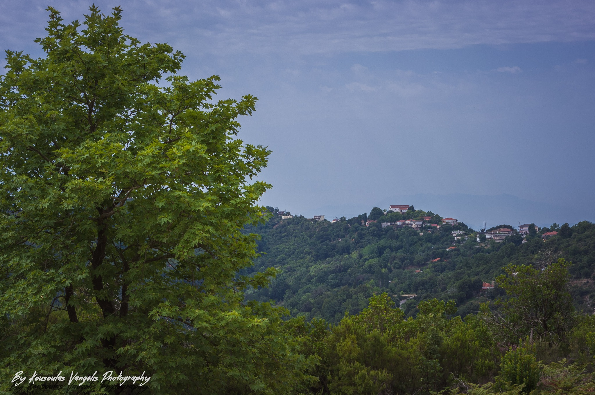 My village by kousoulas vangelis