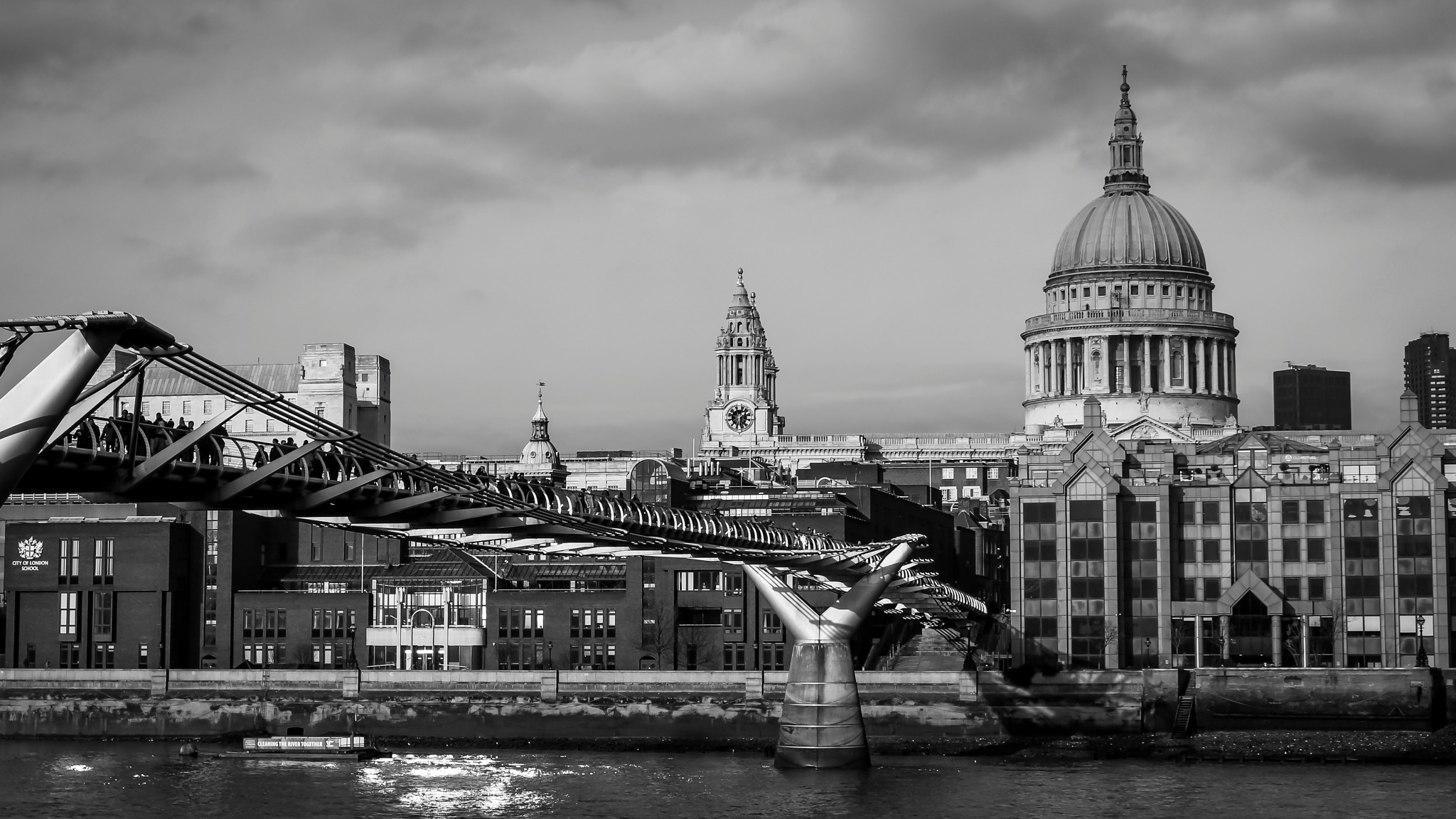 From Tate to St Paul by Rafael Puerto