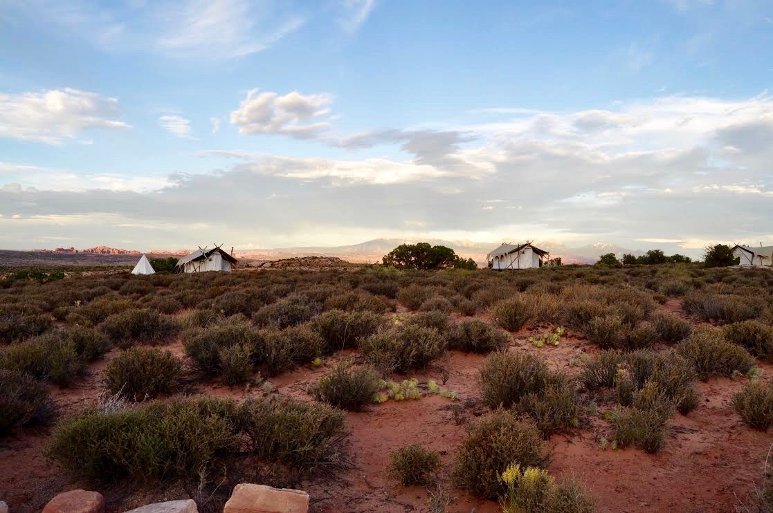 glamping in moab by amtopping13