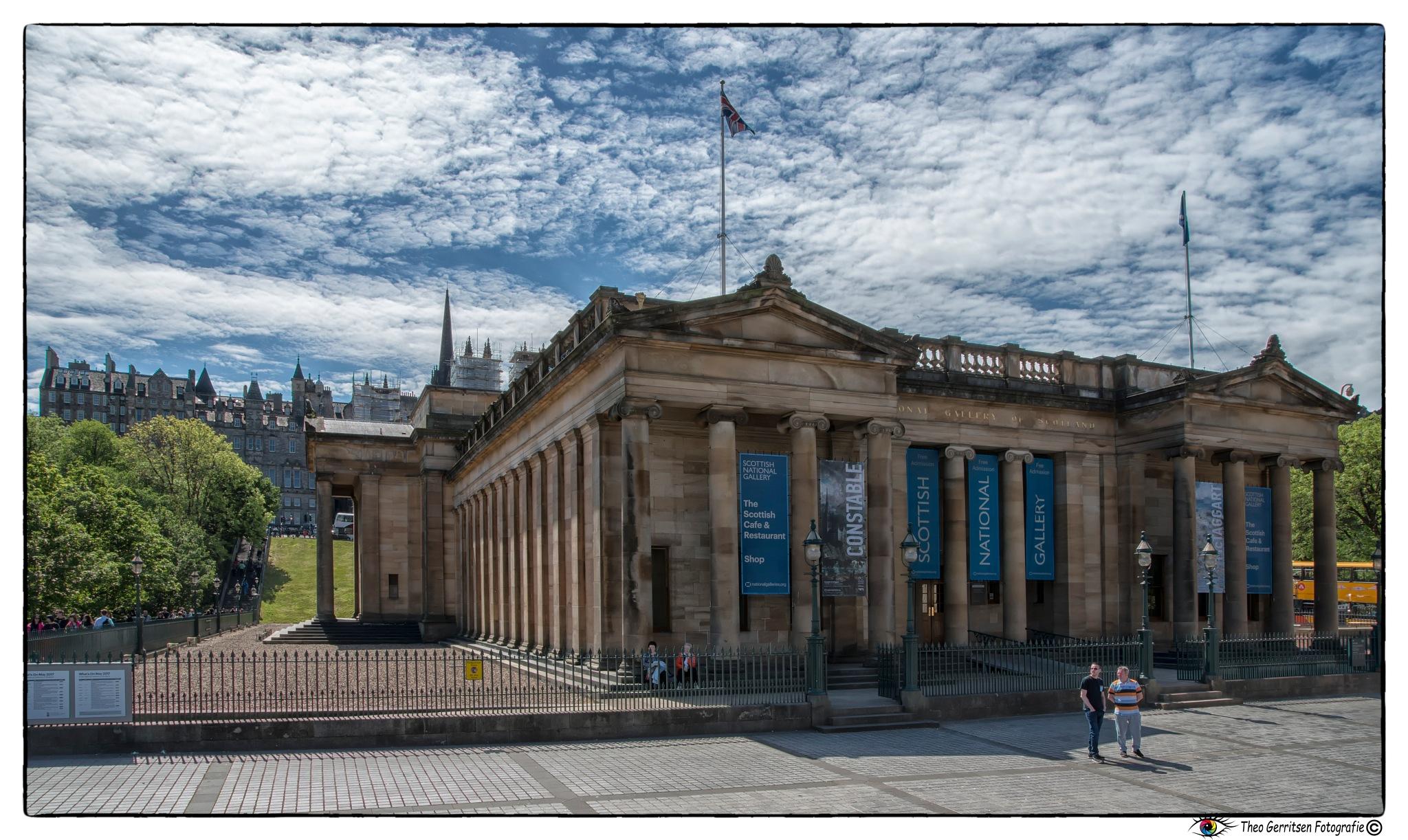 Edinburgh 2017 by FOTOTHEO
