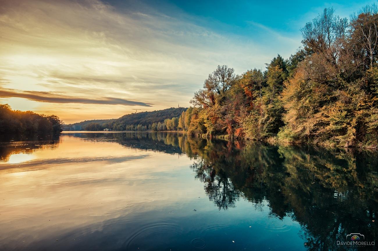 The river by Davide Morello