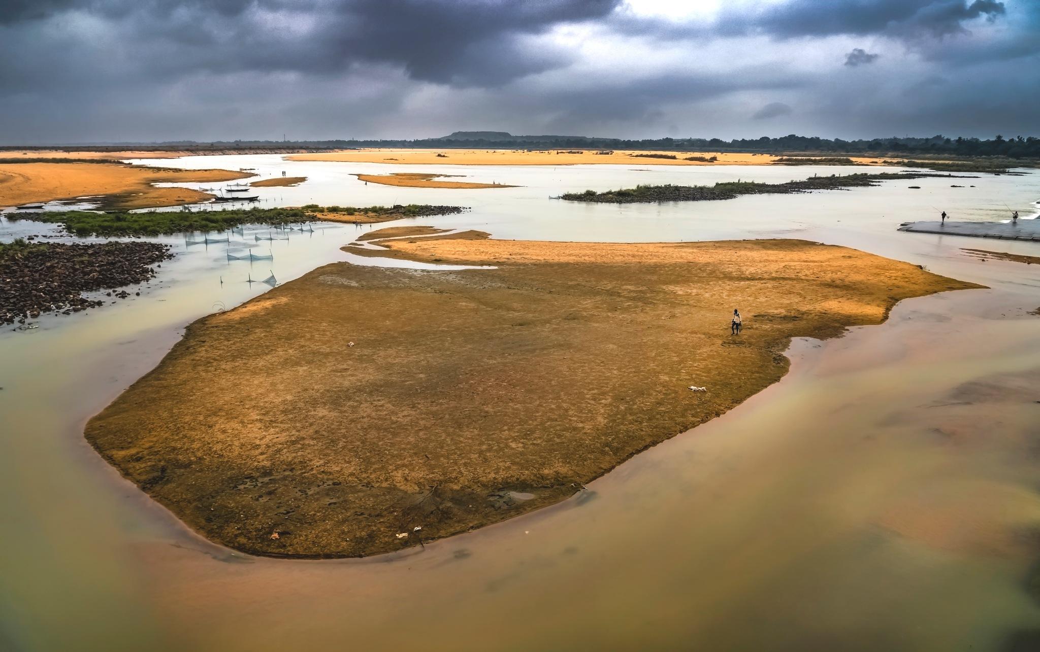 LANDSCAPE by Anupam Banerjee