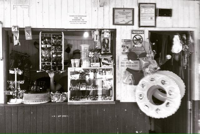 Convenience store of Rio Negro  by Mary Joane