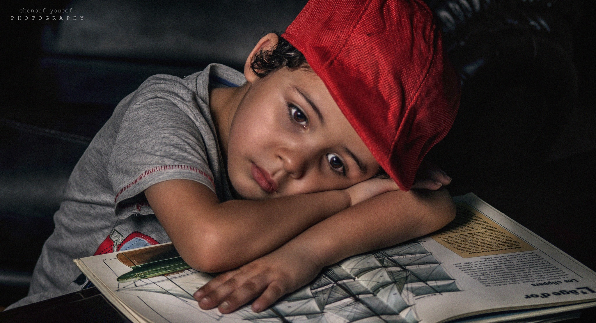 Dreams of children by Che Youcef