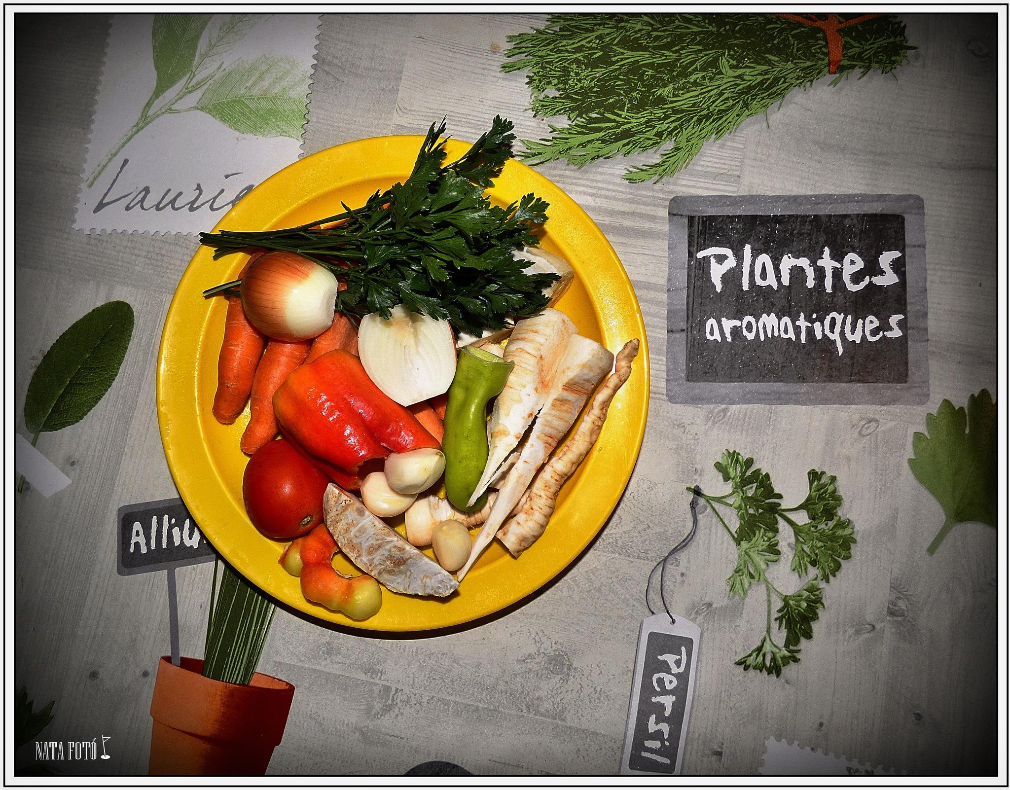 Plantes aromatiques by Nata